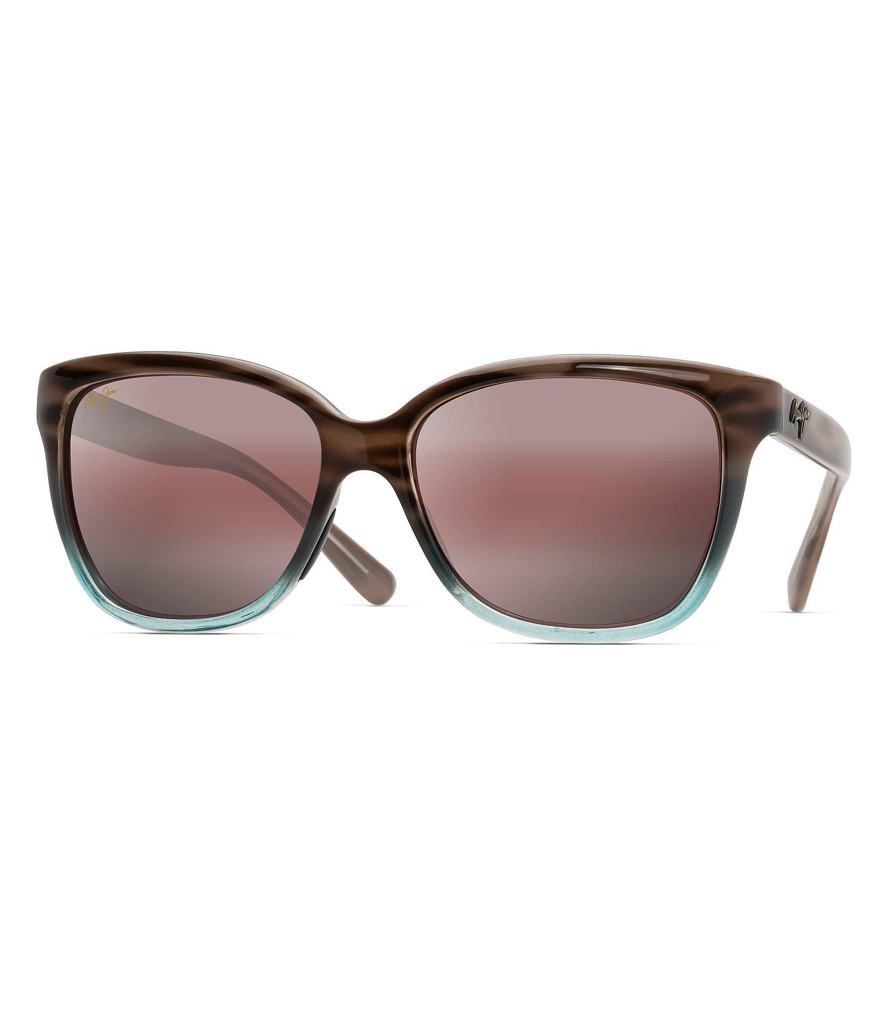 6fc20a04e49b Lyst - Maui Jim Starfish Gradient Polarized Sunglasses in Brown
