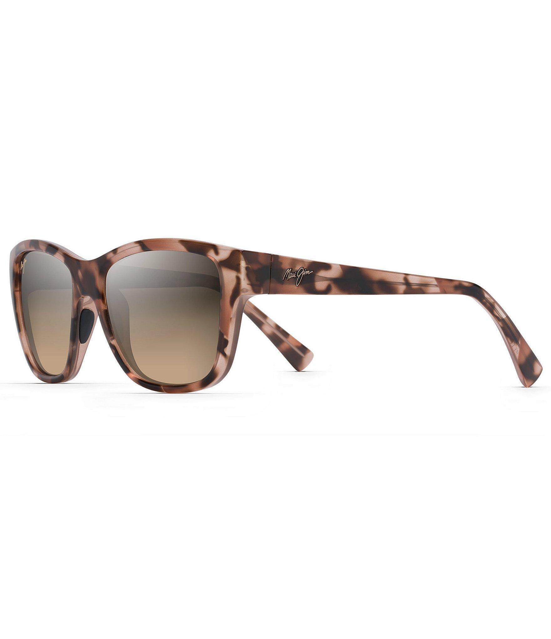 dbebd39964bf Maui Jim - Brown Hanapa' A Polarized Classic Sunglasses - Lyst. View  fullscreen