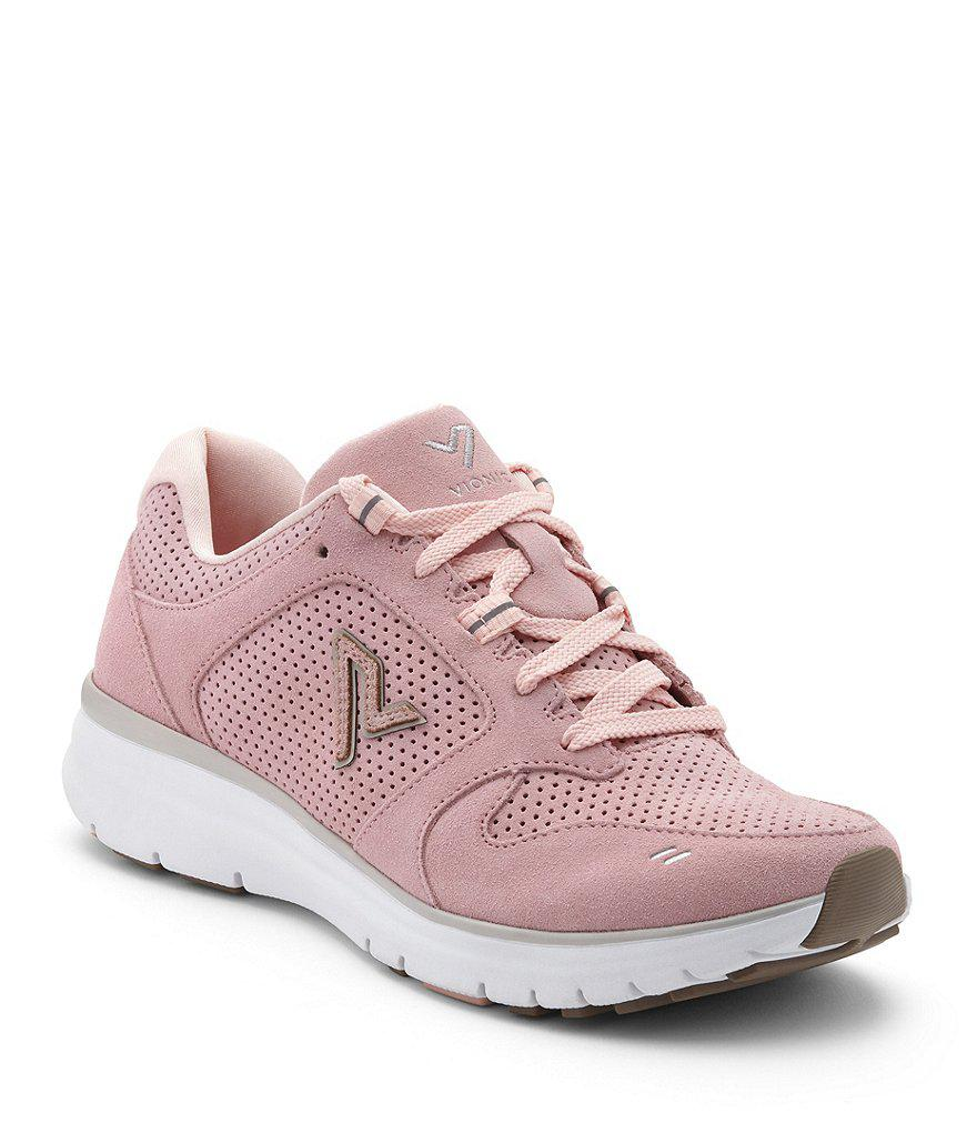 Vionic Thrill Suede Sneakers pwJzd
