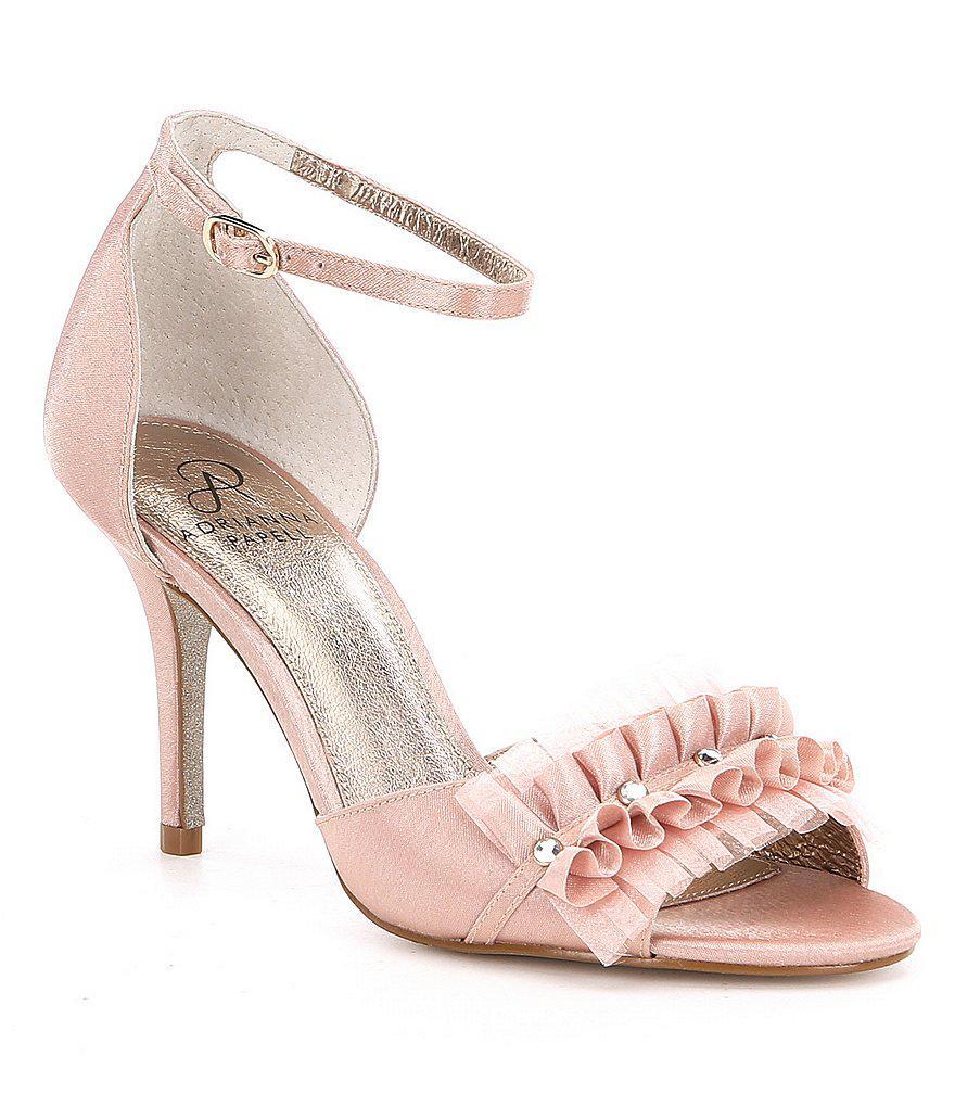fb9fa4caab0 Lyst - Adrianna Papell Alcott Dress Sandals in Black