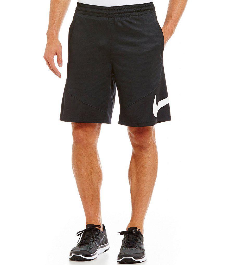 Nike Hbr Basketball Shorts In Gray For Men