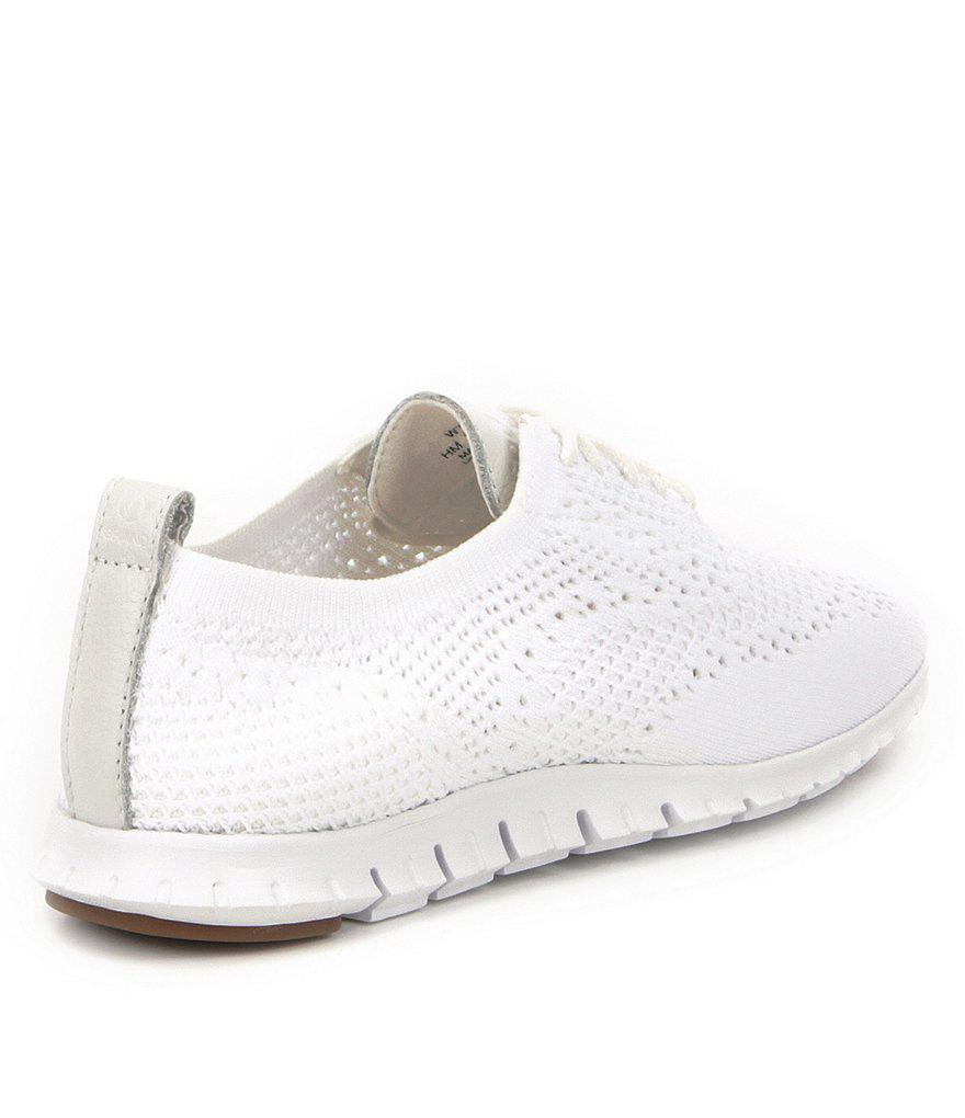 Zerogrand with Stitchlite Perforated Casual Sneakers ithingZrY2