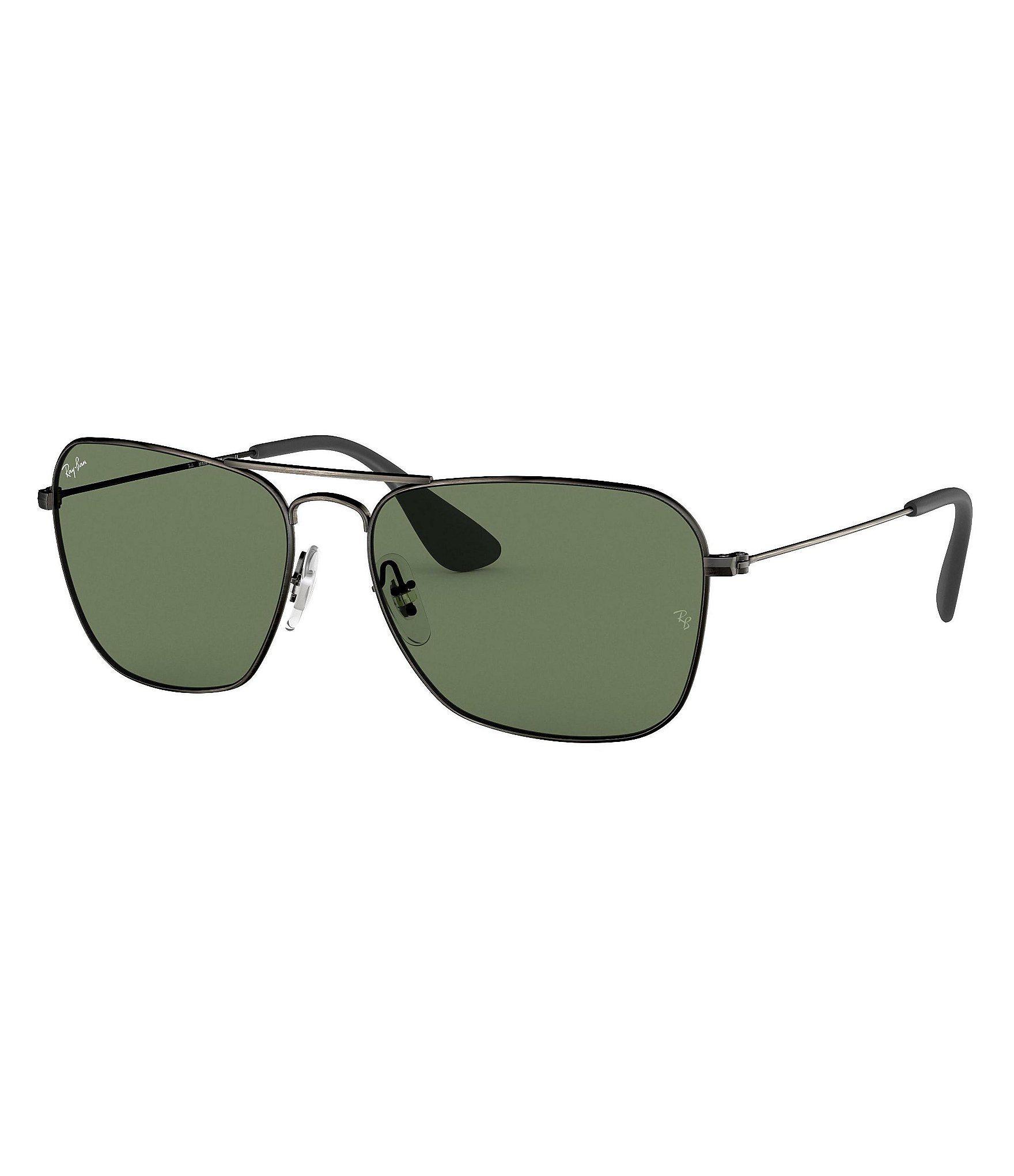 4cd56122c0 Lyst - Ray-Ban Navigator Sunglasses in Green for Men