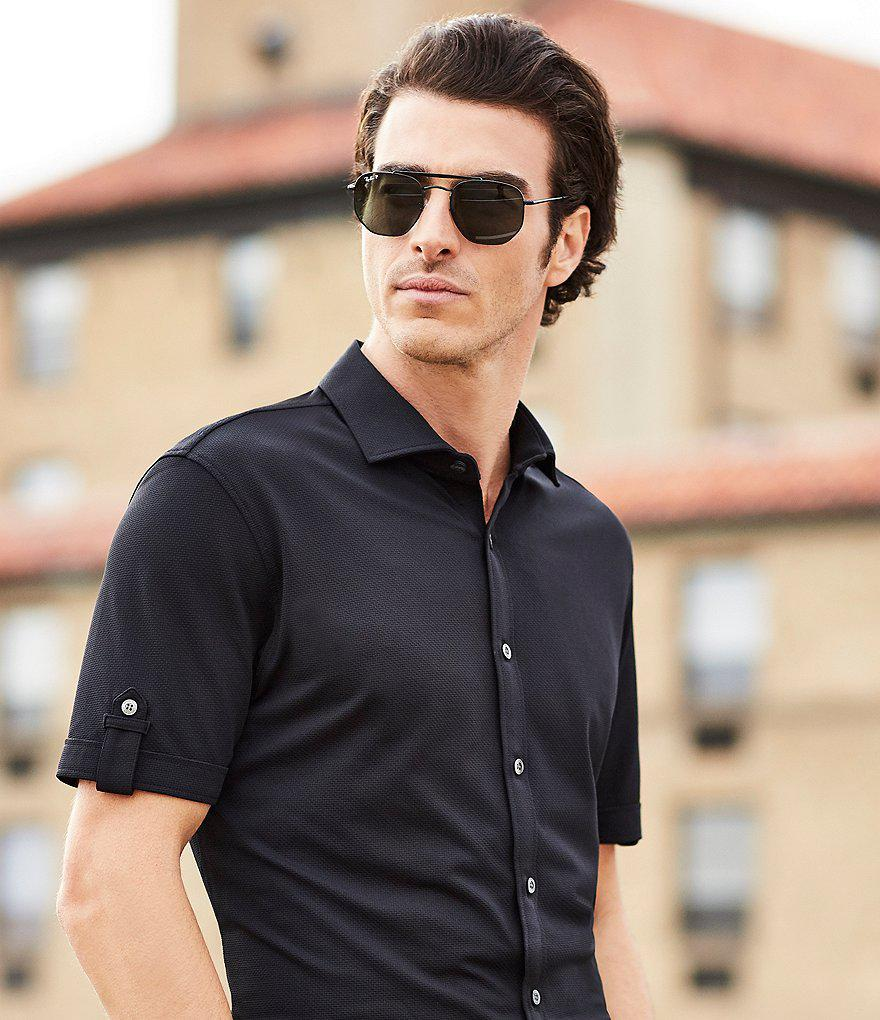 Image result for ray ban the marshal ii black