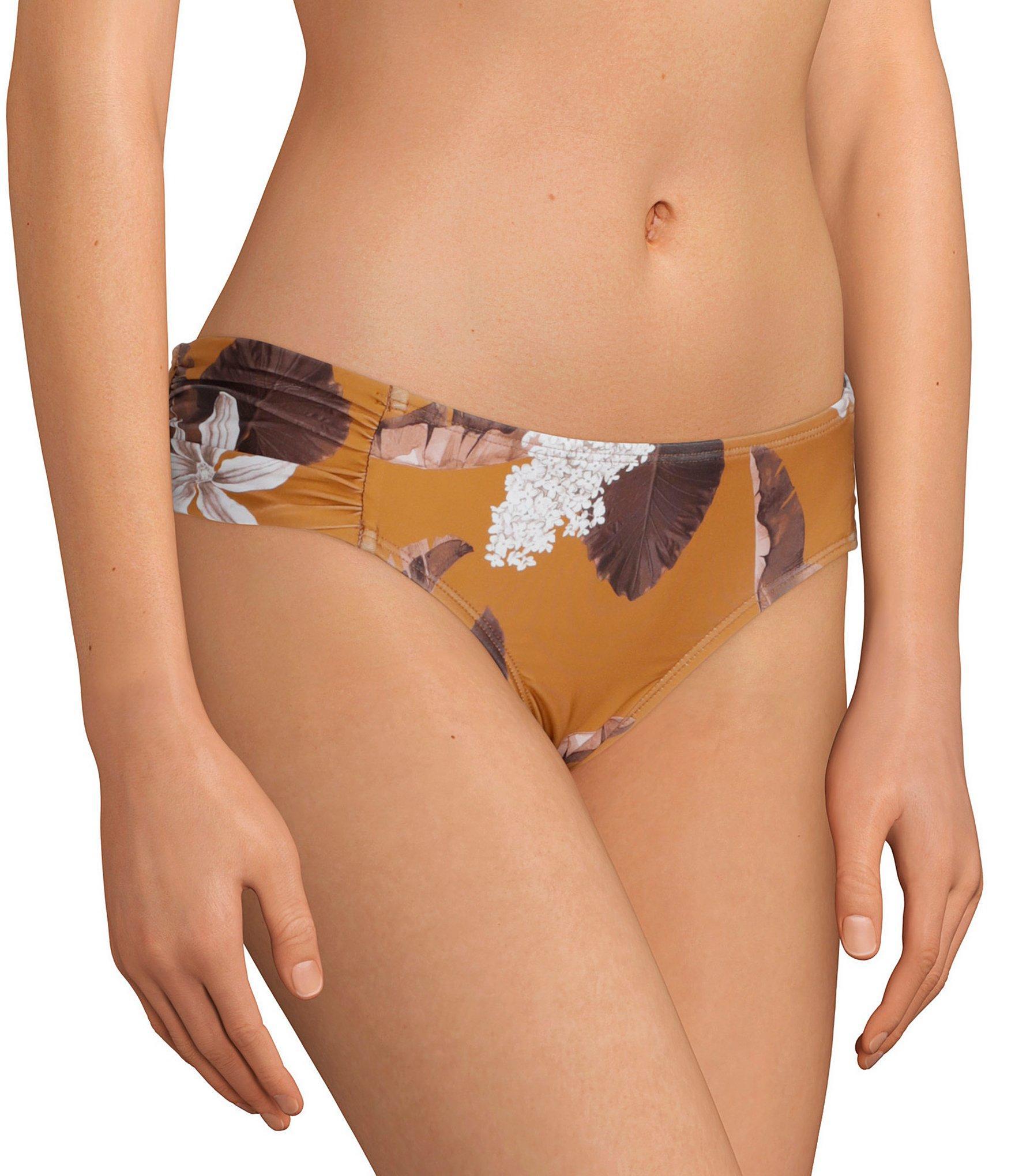 e44199eb90 Lyst - Antonio Melani Sepia Tab Side Swimsuit Bottom in Brown