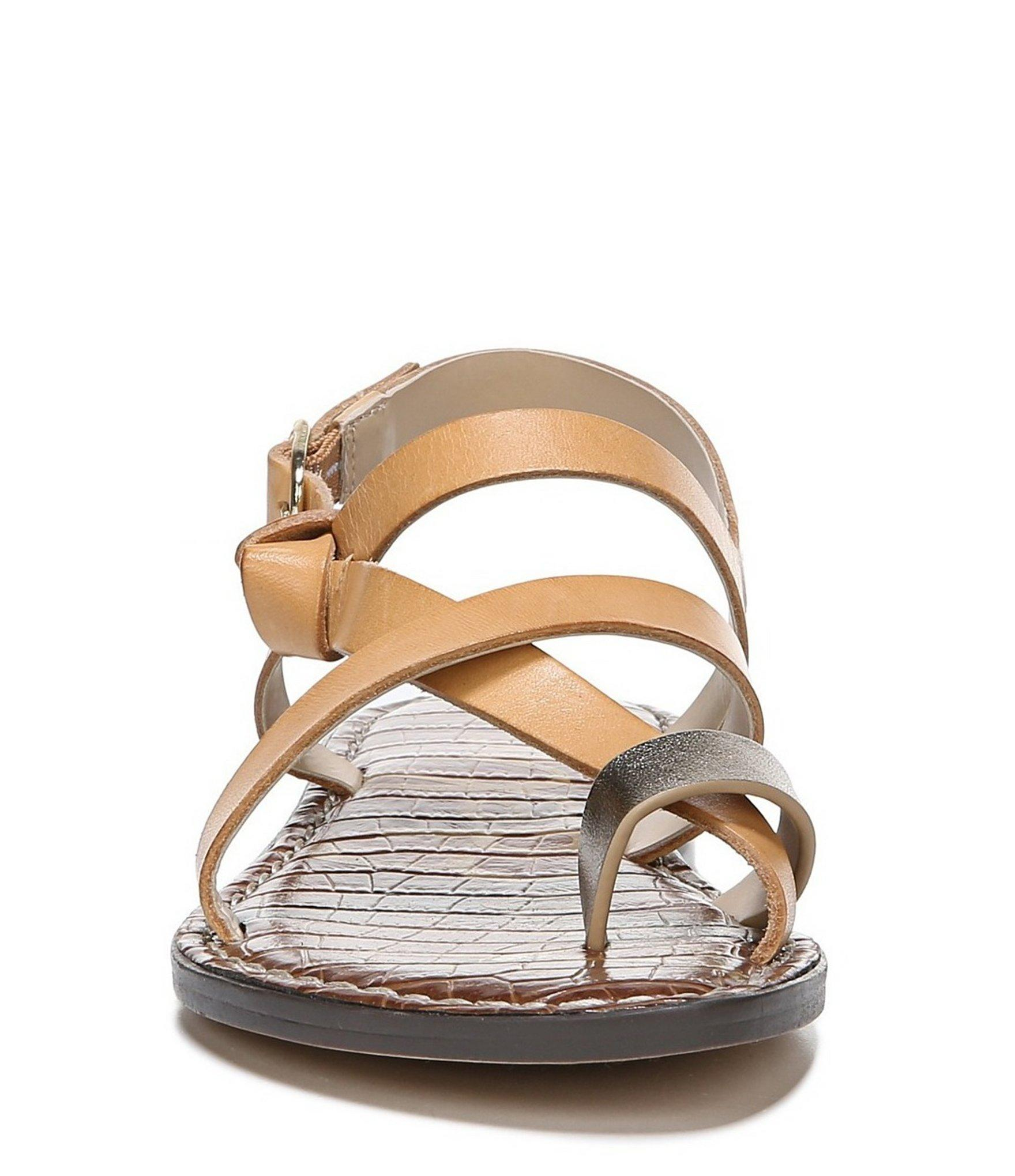 da28e09b9 Lyst - Sam Edelman Gladis Leather Sandals