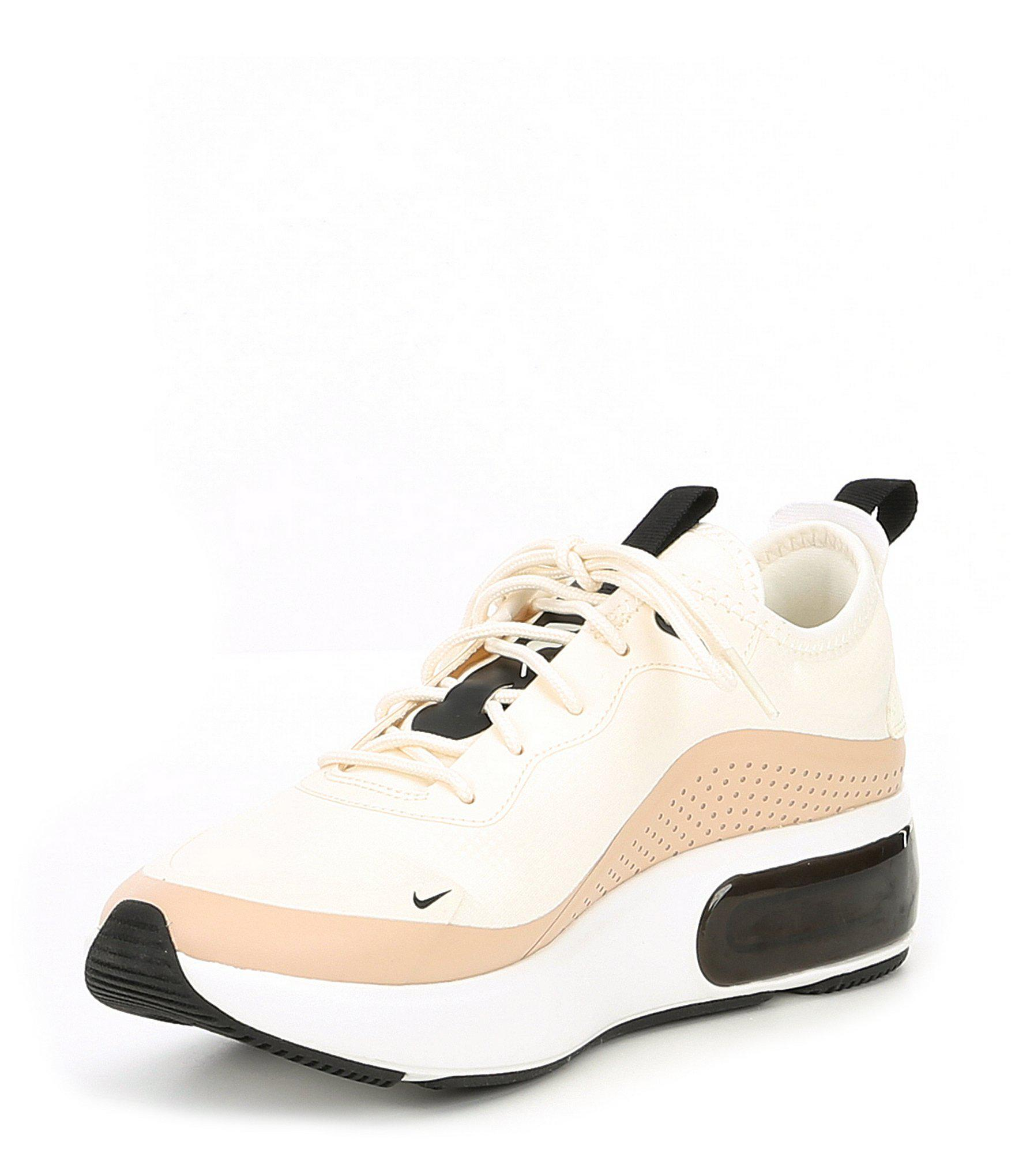 separation shoes 0c1ef 700e0 Nike Women s Air Max Dia Lifestyle Shoe in White - Lyst