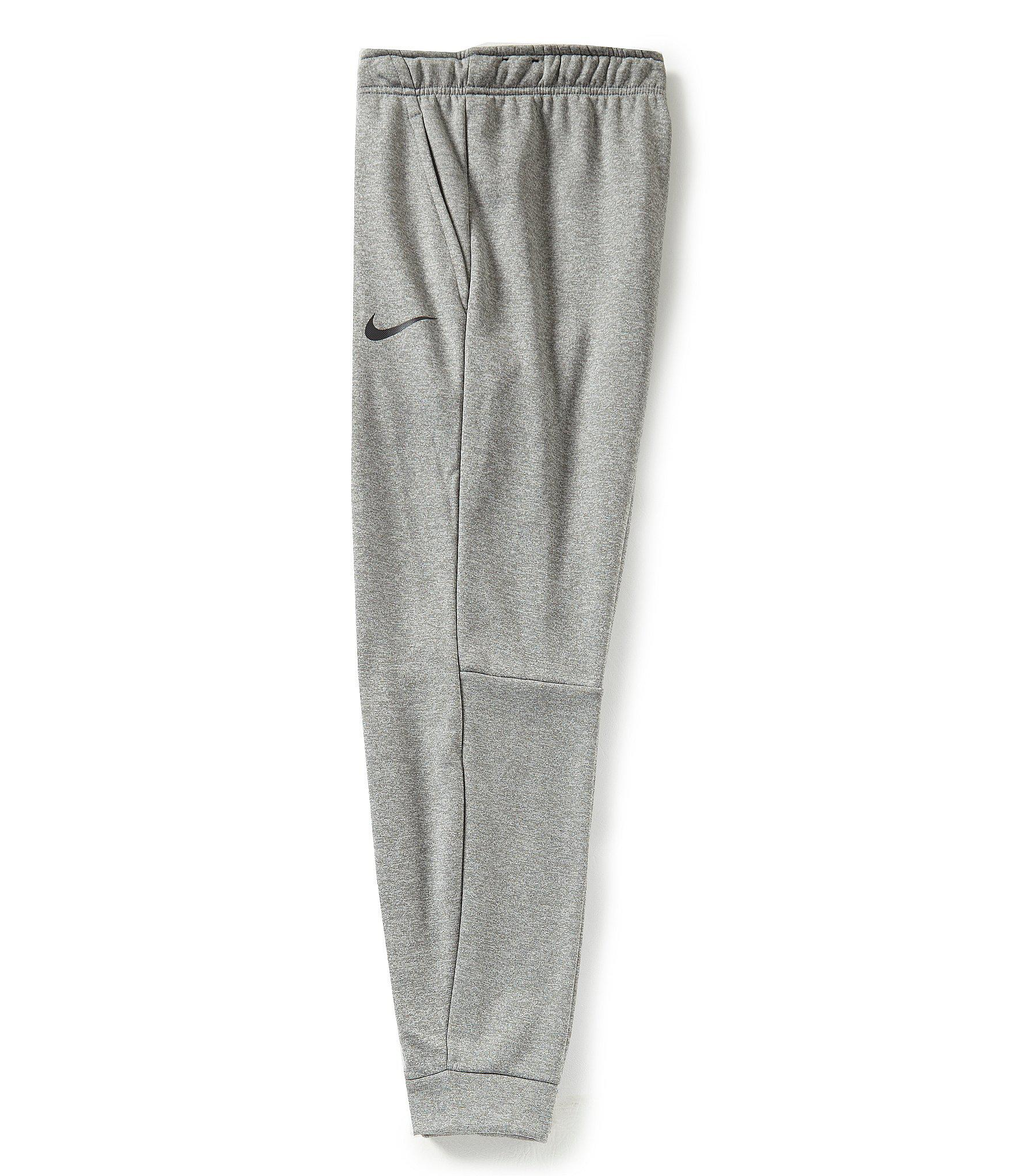 8e2e05c9120 Lyst - Nike Therma Fleece Tapered Training Pants in Gray for Men