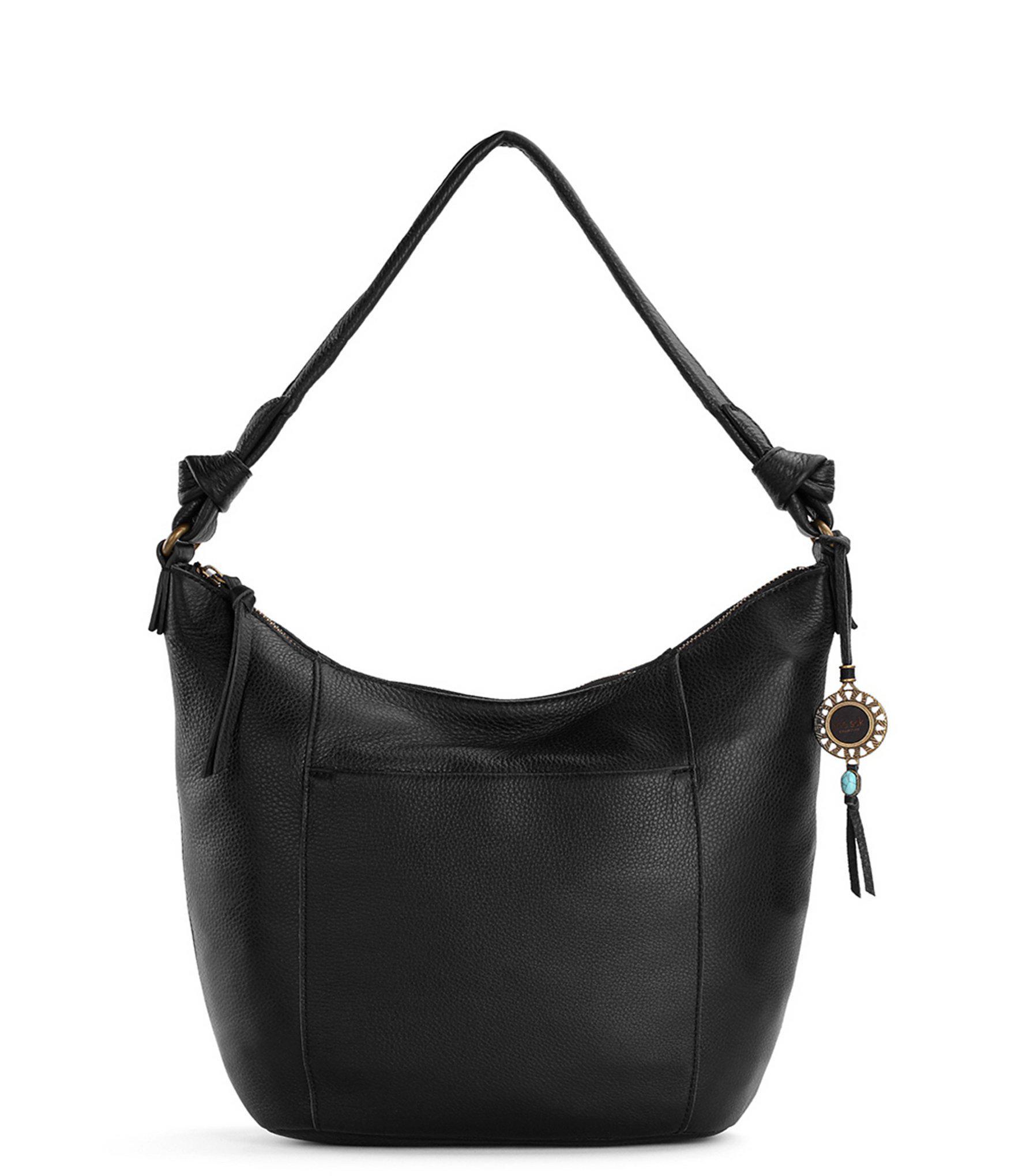 717f3062dc4 Lyst - The Sak Collective Spruce Hobo Bag in Black