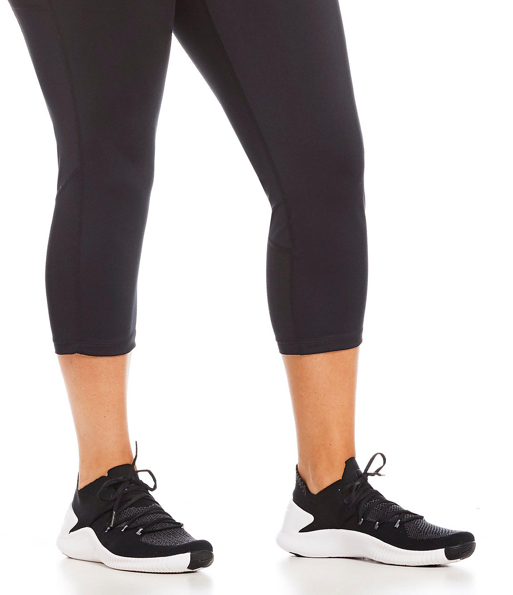 8c7a3bec2f73f3 Lyst - Nike Women s Free Tr Flyknit 3 Training Shoes in Black