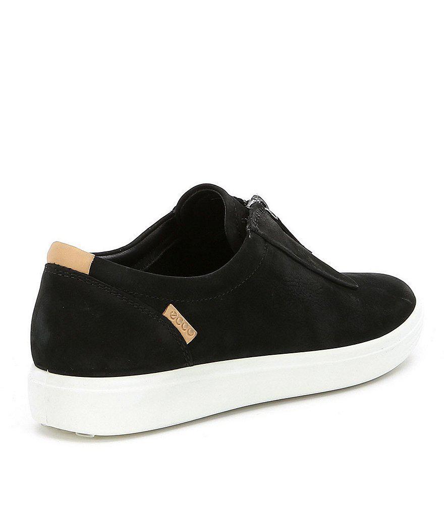 ECCO Women's Soft 7 Front Zip Sneakers UX3NaZ