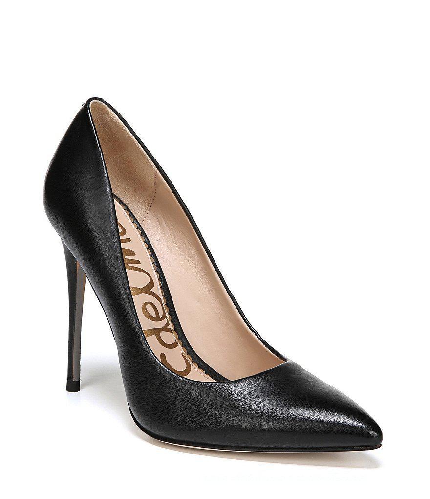 Sam Edelman Women's Danna Pointy Toe Pump 9coeLIA