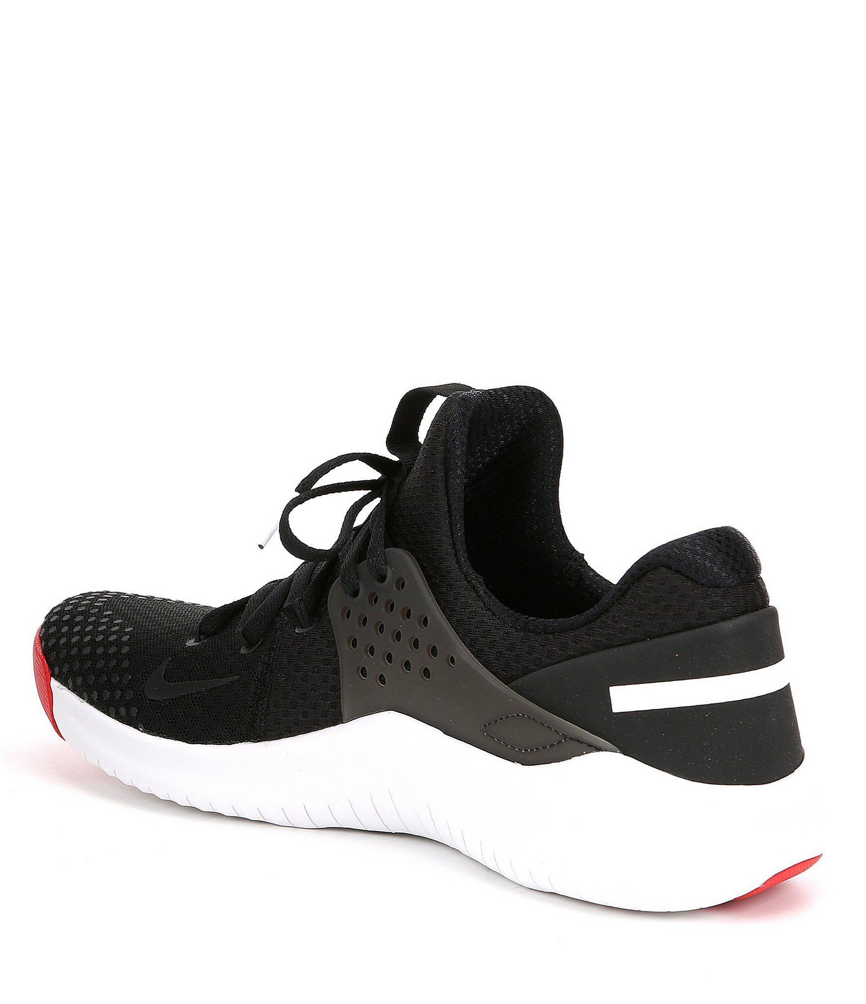 c6f7ddd4b545d Lyst - Nike Men s Free Trainer V8 Training Shoes in Black for Men