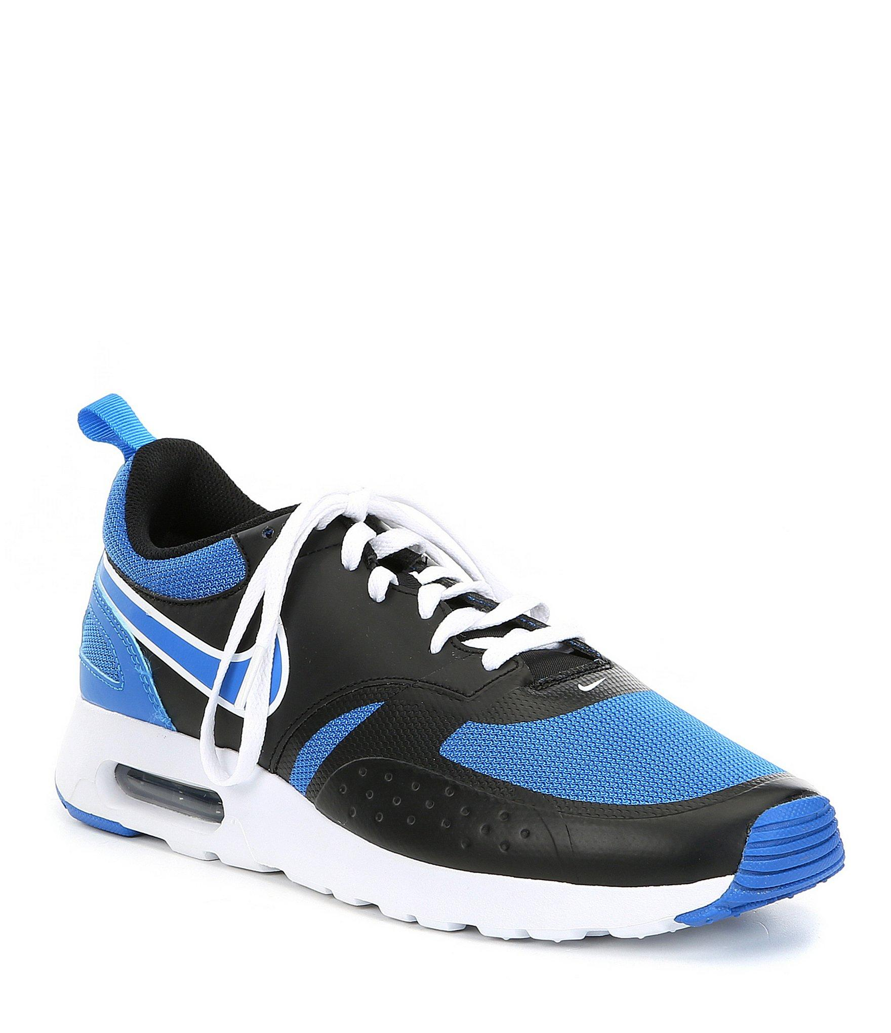eb8f4e37718ef5 Nike Men s Air Max Vision Lifestyle Shoes in Blue for Men - Lyst