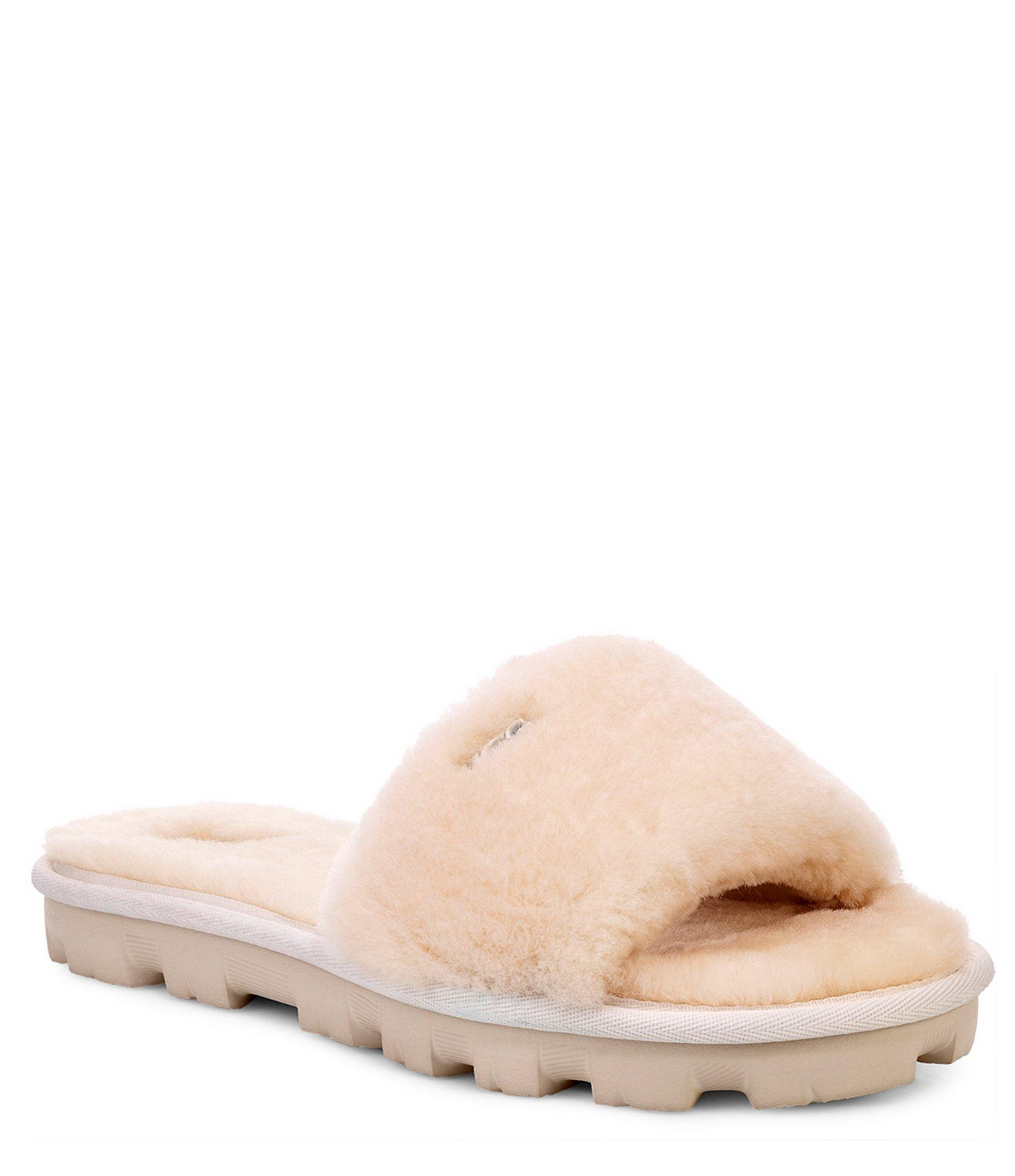 897e138ed662 Lyst - UGG Cozette Slippers in Natural
