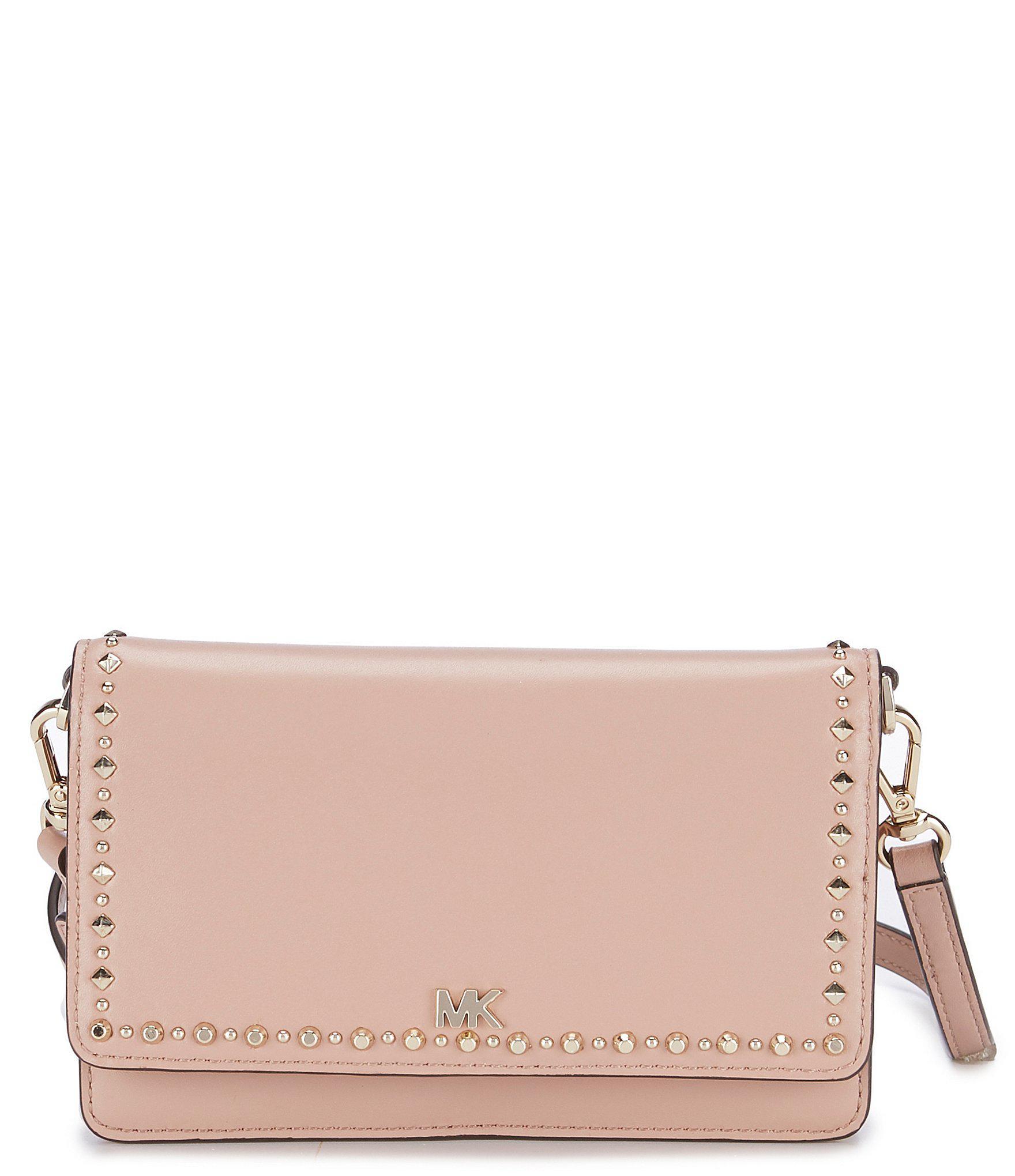 487be315a3f8 MICHAEL Michael Kors. Women s Studded Phone Cross-body Bag
