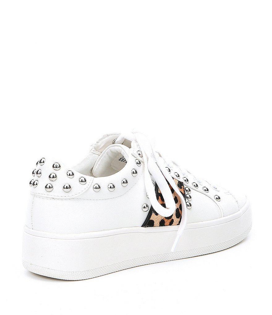 Belle Studded Sneakers H35bU3G