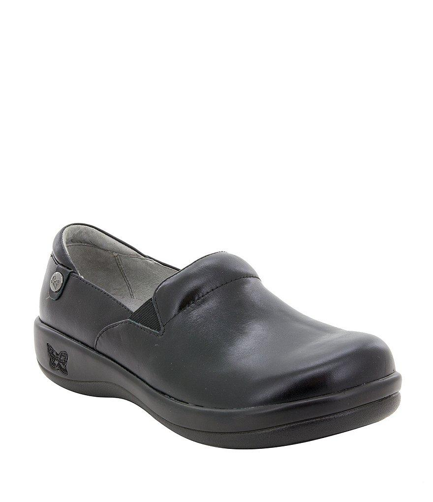 Keli Nappa Leather Clogs N8ijqSO