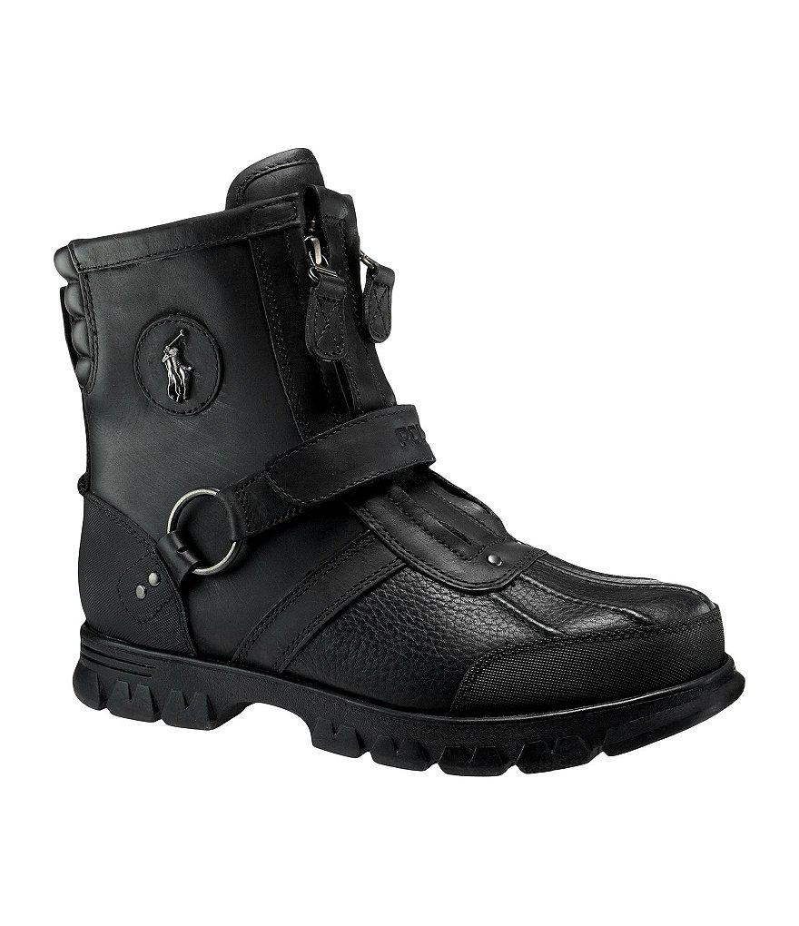 c7b650bd45 Lyst - Polo Ralph Lauren Conquest Iii Men ́s Rugged Boots in Brown ...