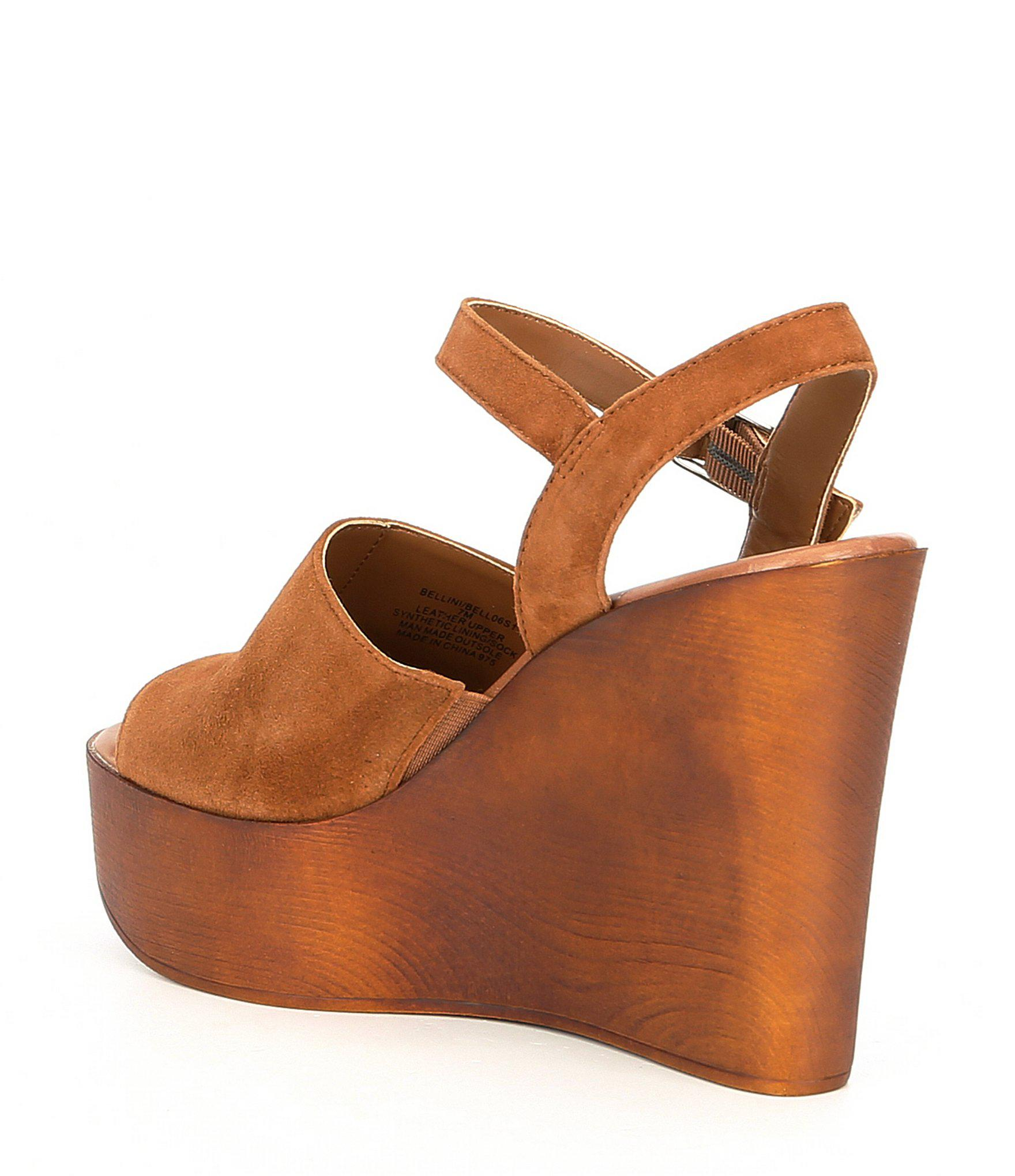 d81d939dd72e Gallery. Previously sold at  Dillard s · Women s Wooden Wedge Shoes ...