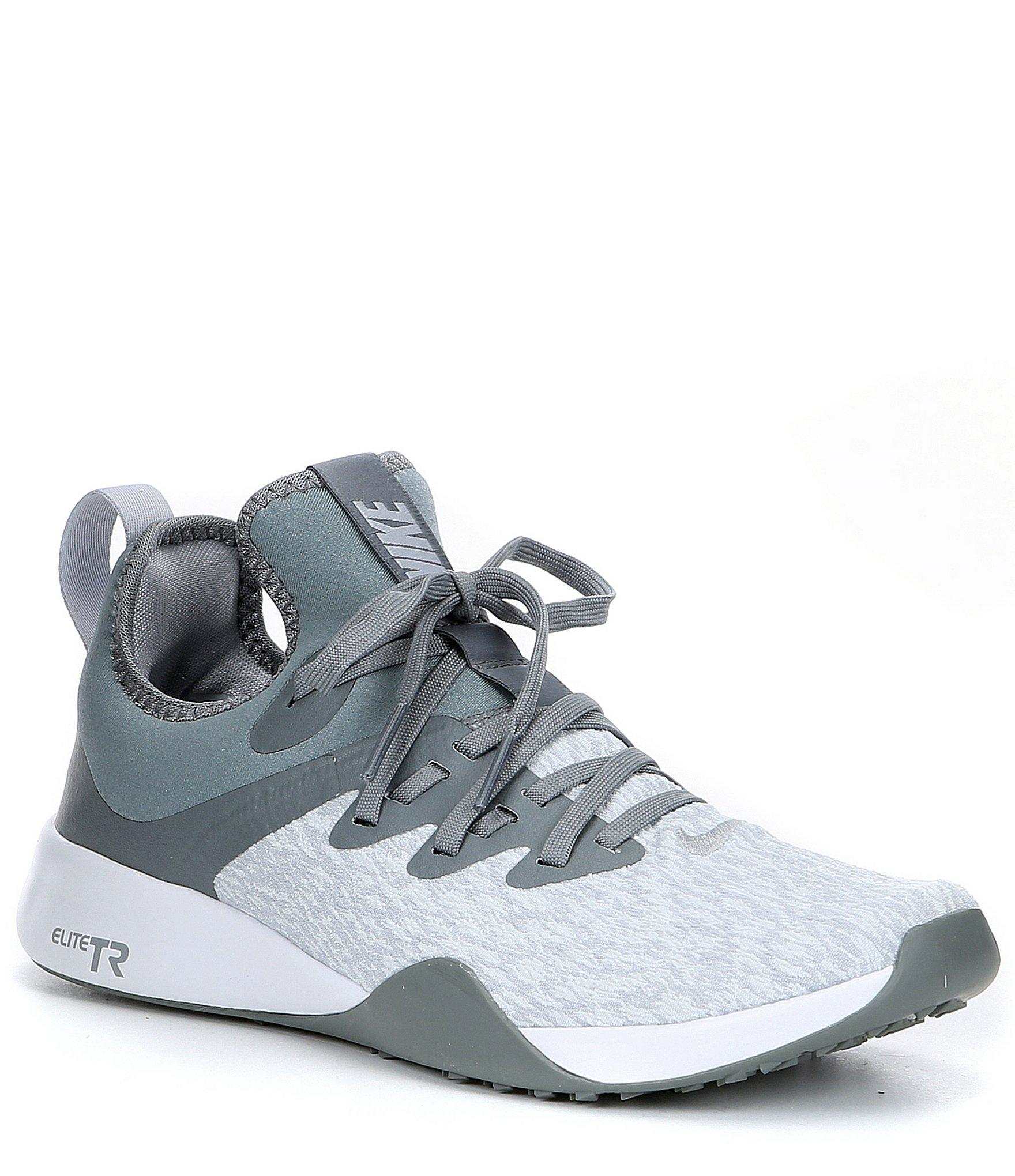 f3efc8a777280 Nike - Gray Women s Foundation Elite Tr Training Shoe - Lyst. View  fullscreen