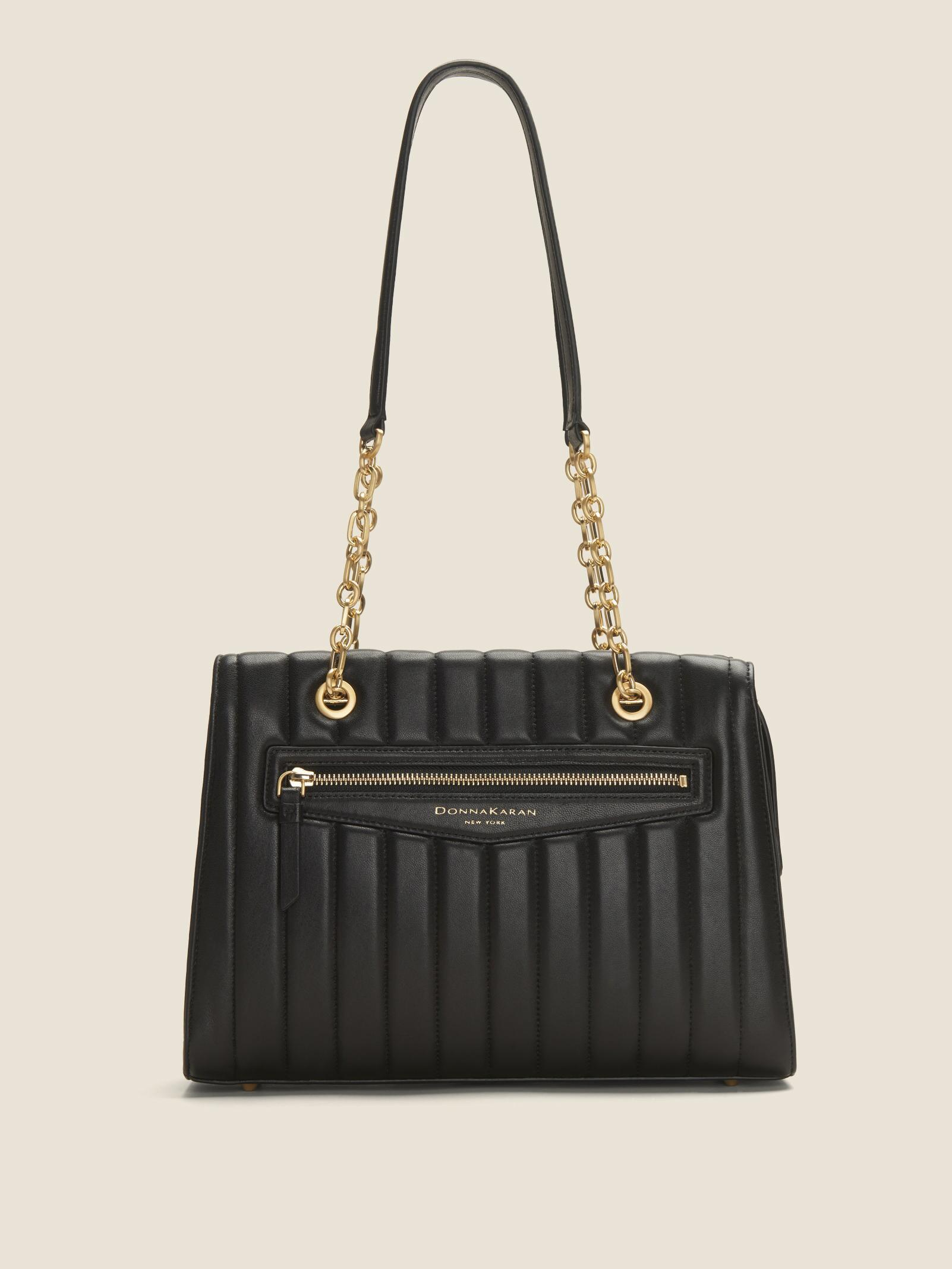 DKNY Sam Large Leather Tote Bag Free Shipping Discounts Buy Cheap Explore Free Shipping Really GSdeP