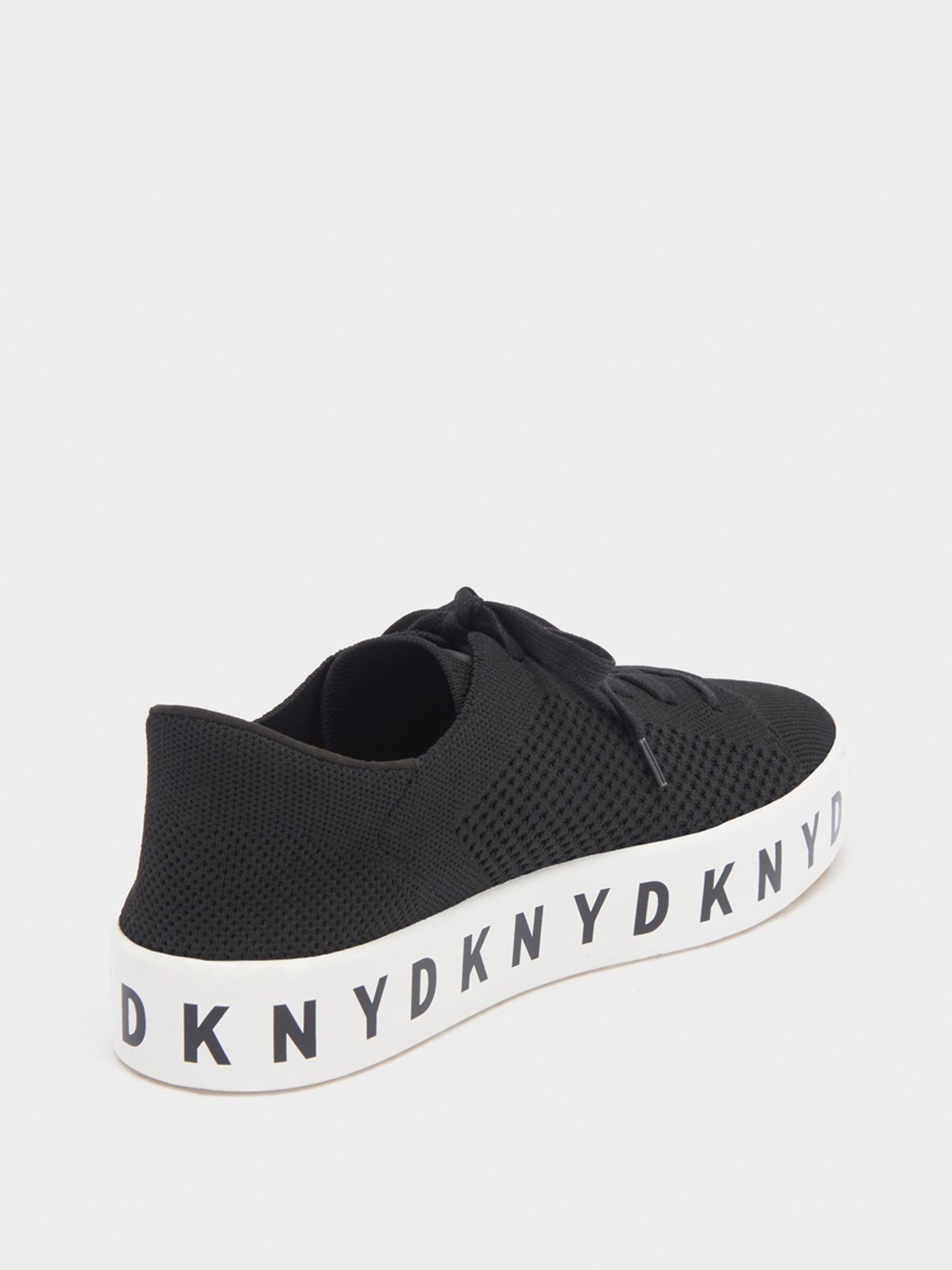 f33fa357a37 Lyst - DKNY Banson Platform Sneaker in Black - Save 55%