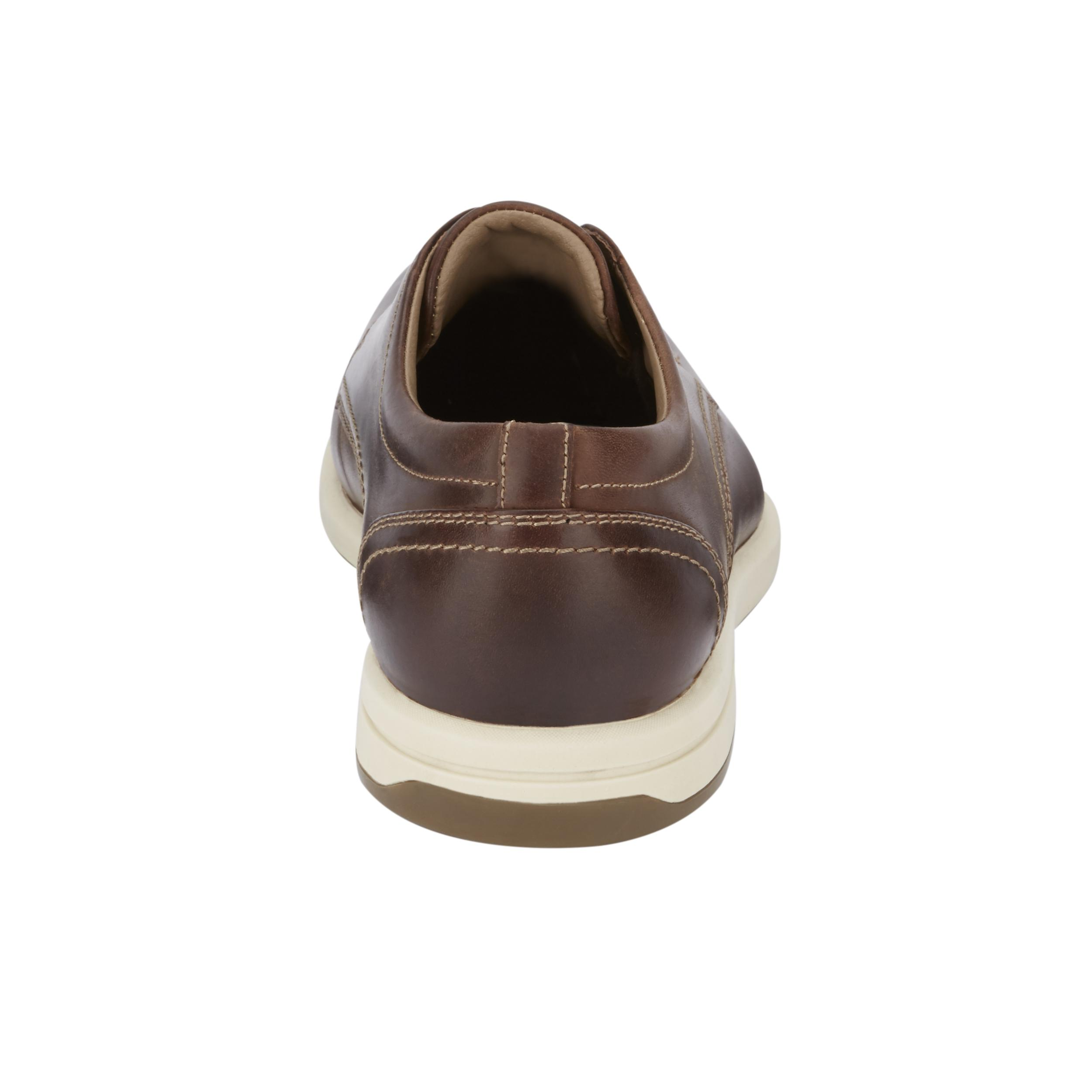 278ffd6bd4b270 Lyst - Dockers Parkview Leather Casual Oxfords in Brown for Men ...