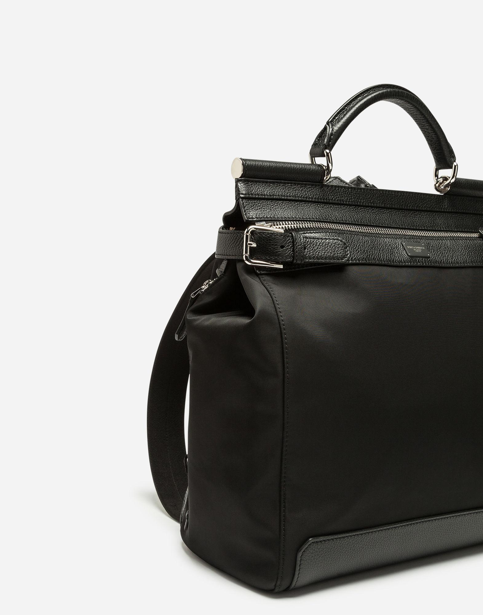 Lyst - Dolce   Gabbana Sicily Backpack In Nylon in Black for Men 5160db9e53