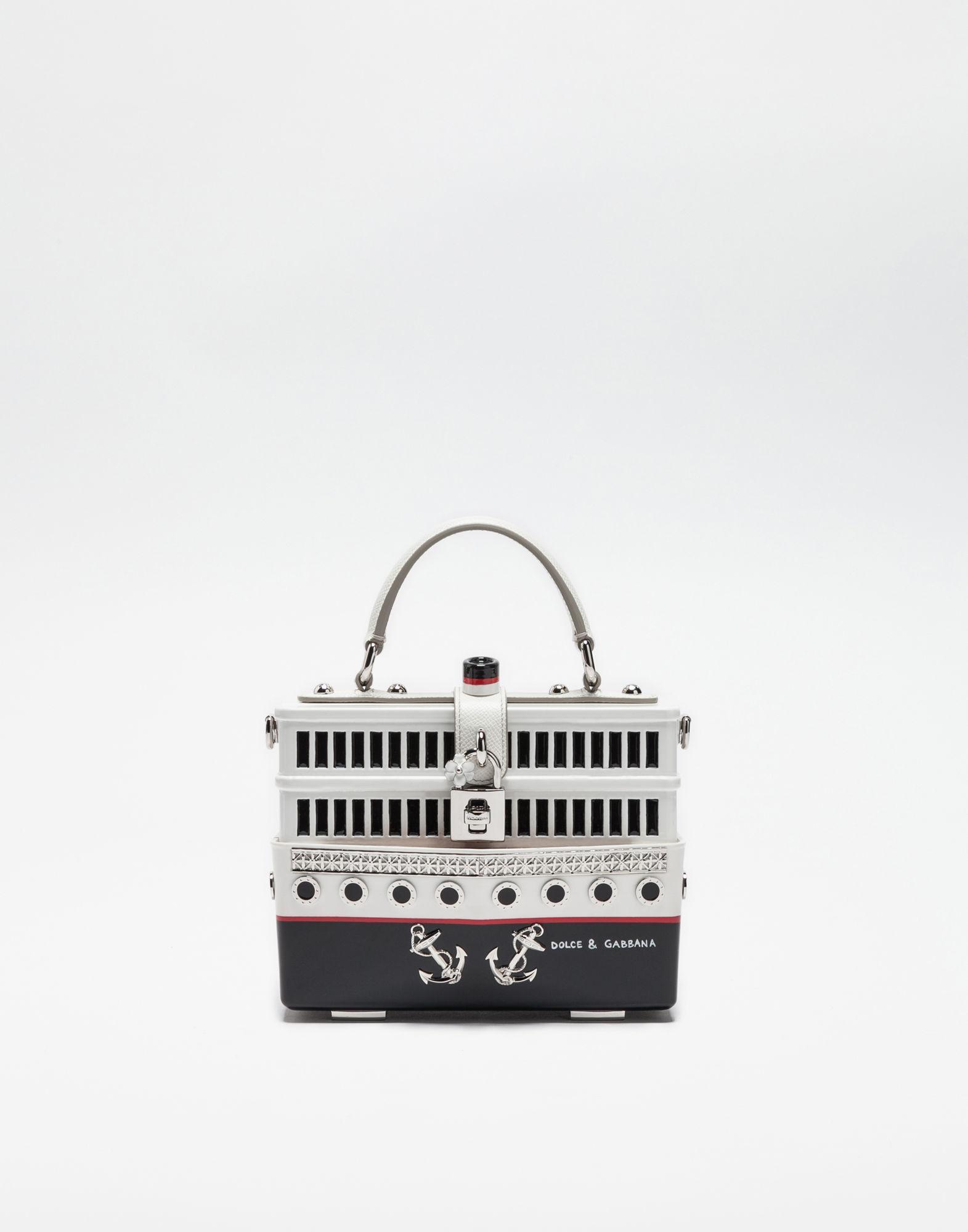 a44379972442 Dolce   Gabbana - White Dolce Box Bag - Lyst. View fullscreen