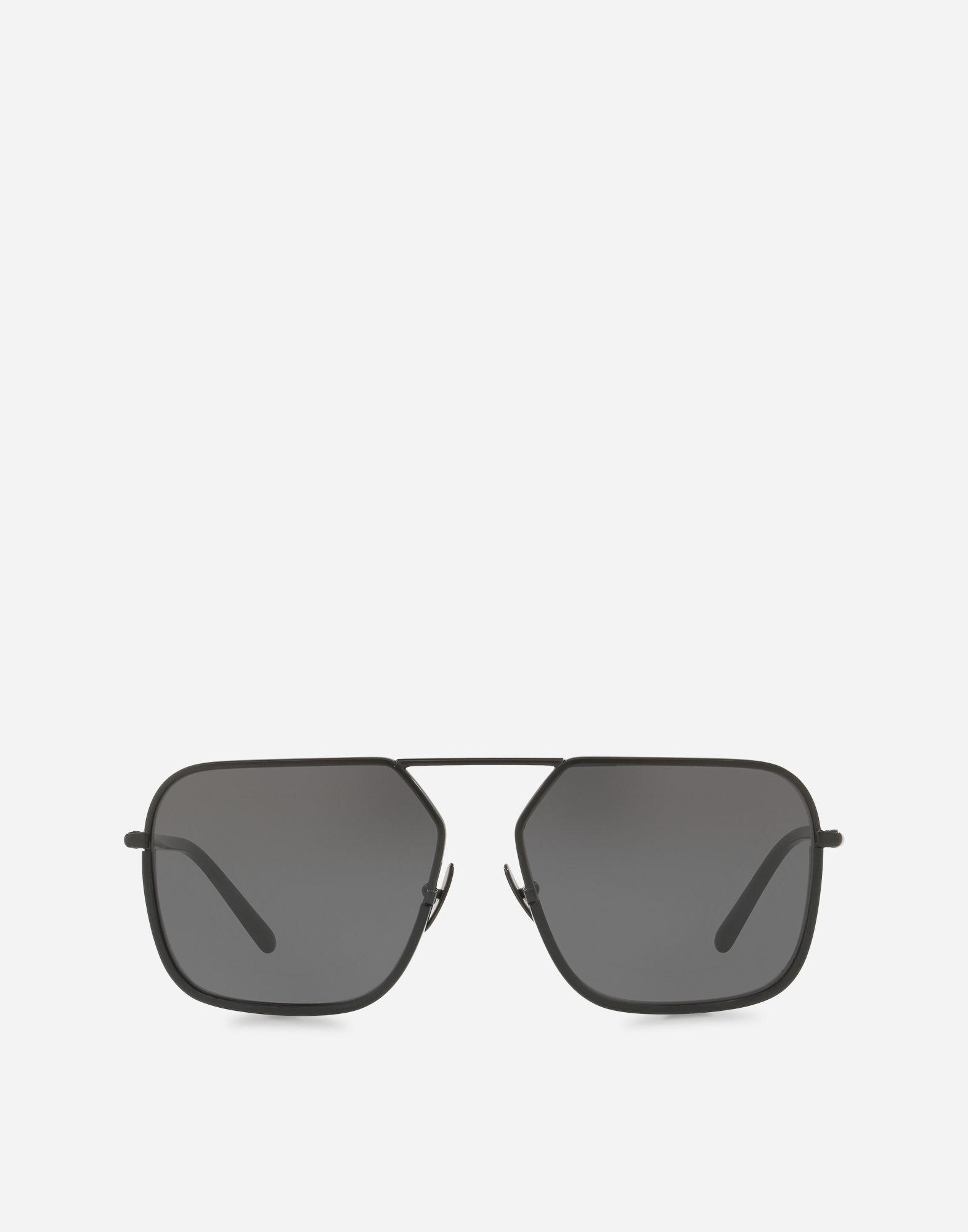 a8a0c03e086 Lyst - Dolce   Gabbana Royal Sunglasses in Black for Men