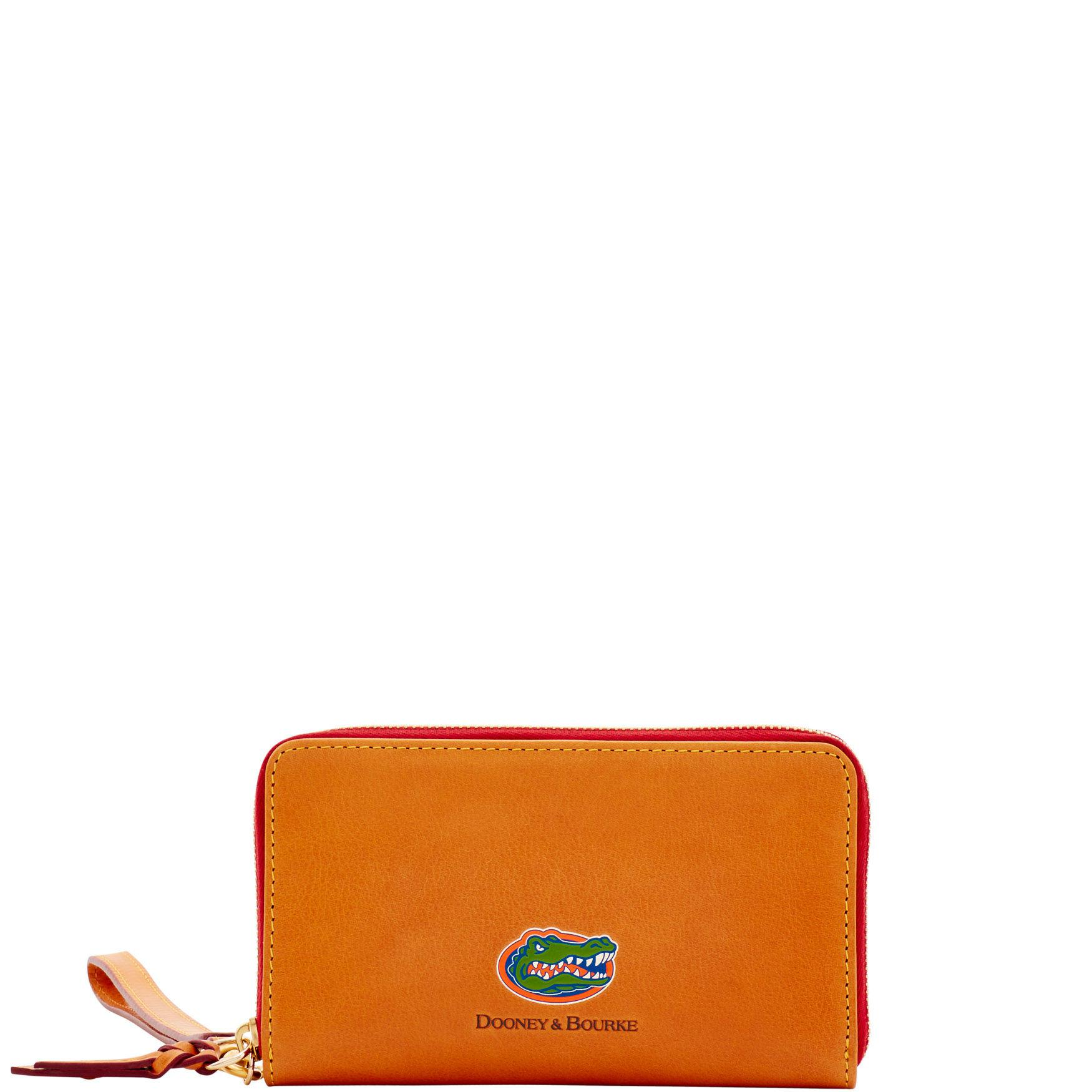 Leather Zip Around Wallet - MR. CARDINAL by VIDA VIDA 2gb8lkop2K