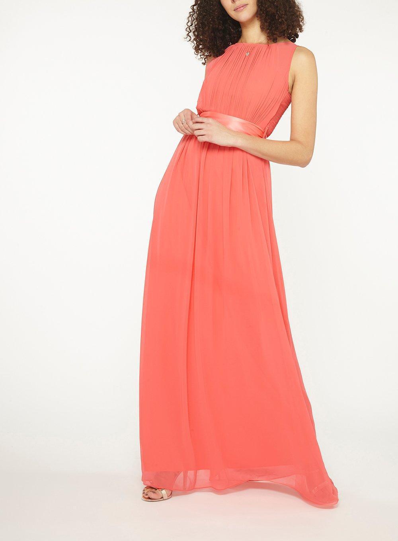 bdb75082115 Dorothy Perkins - Pink Showcase Tall Coral Maxi Dress - Lyst. View  fullscreen