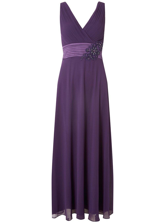 5e5e75f658d3 Dorothy Perkins Showcase Purple 'aria' Maxi Dress in Purple - Lyst