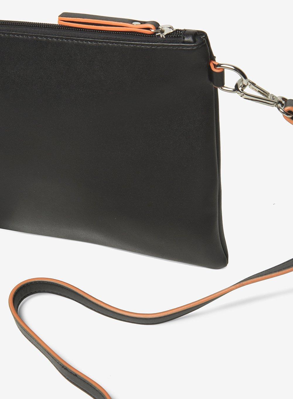 Lyst - Dorothy Perkins Pieces Black Deedee Cross Body Bag in Black 855638ccd01c3