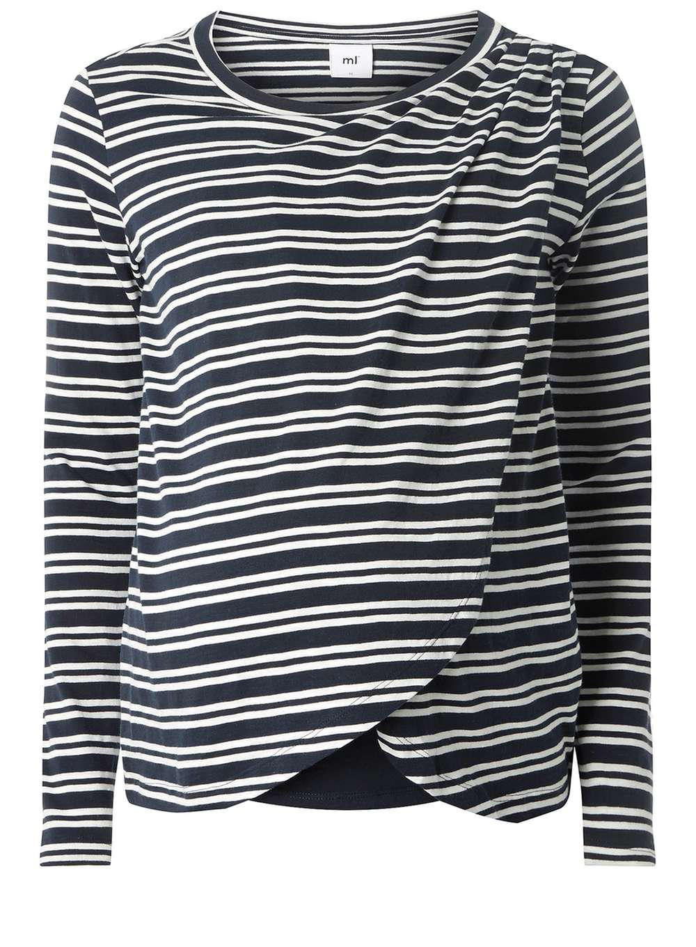 Cheap Sale Best Prices Quality From China Cheap Dorothy Perkins Womens **Mamalicious Maternity V-Neck Jersey Top- Free Shipping Low Cost Genuine Low Price Fee Shipping MqJzqv
