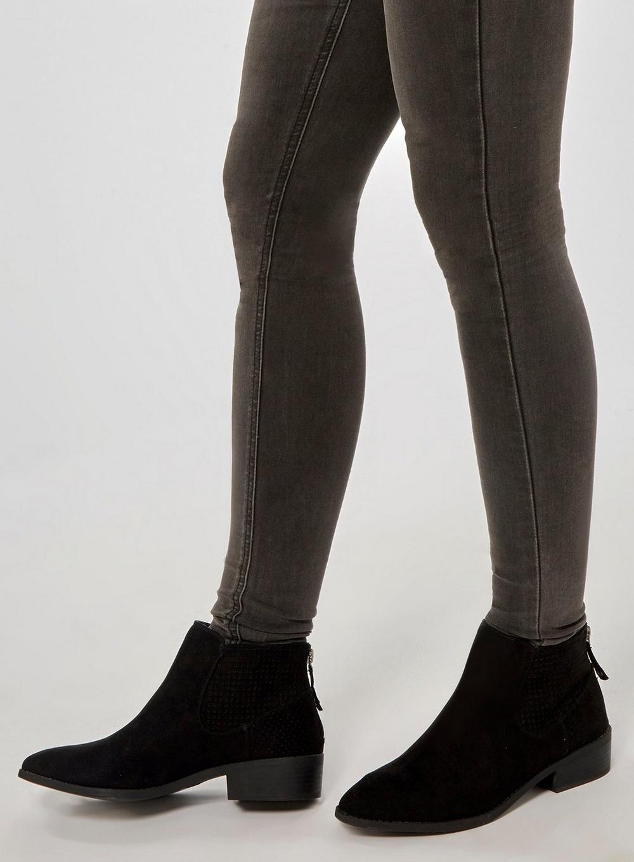 78597124051a Dorothy Perkins - Black  mackenzie  Boots - Lyst. View fullscreen