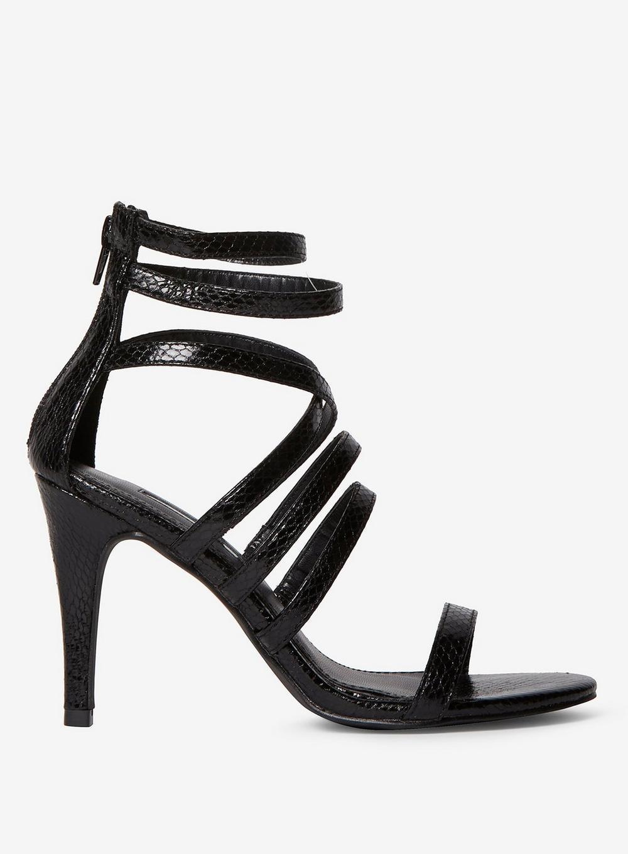 1306731df51d Lyst - Dorothy Perkins Black  born  Strappy Sandals in Black