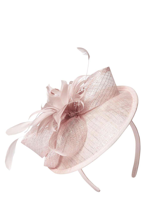 Dorothy Perkins Blush Disc Flower Fascinator In Pink Lyst