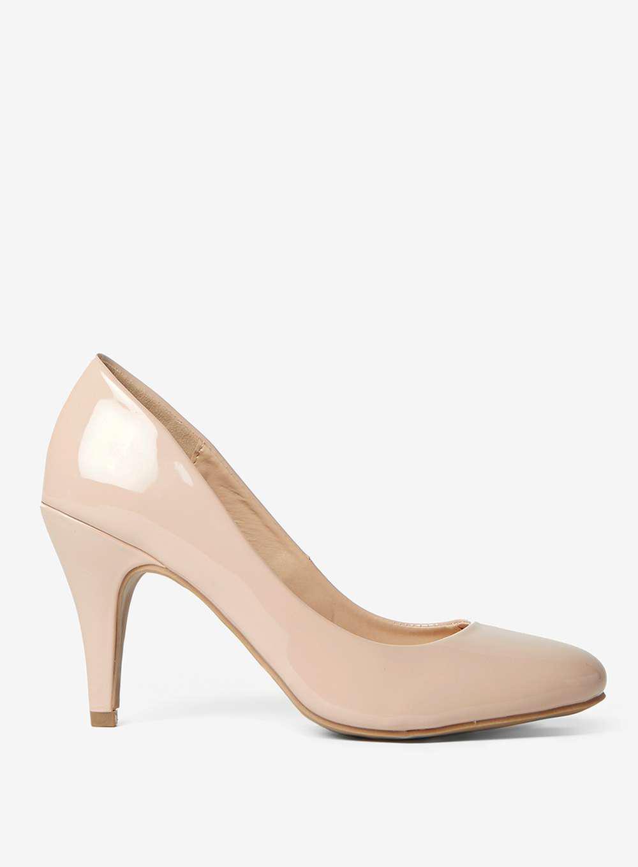 Dorothy Perkins Navy Microfibre 'Claudia' Court Shoes Vente Pas Cher Moins Cher Vente Exclusive extrêmement Wiki Sortie fNrHe