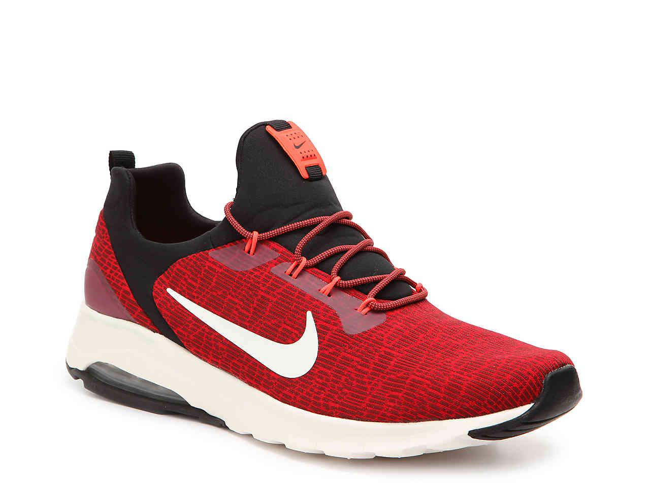 e5b928c03a50 Lyst - Nike Air Max Motion Racer Sneaker in Red for Men