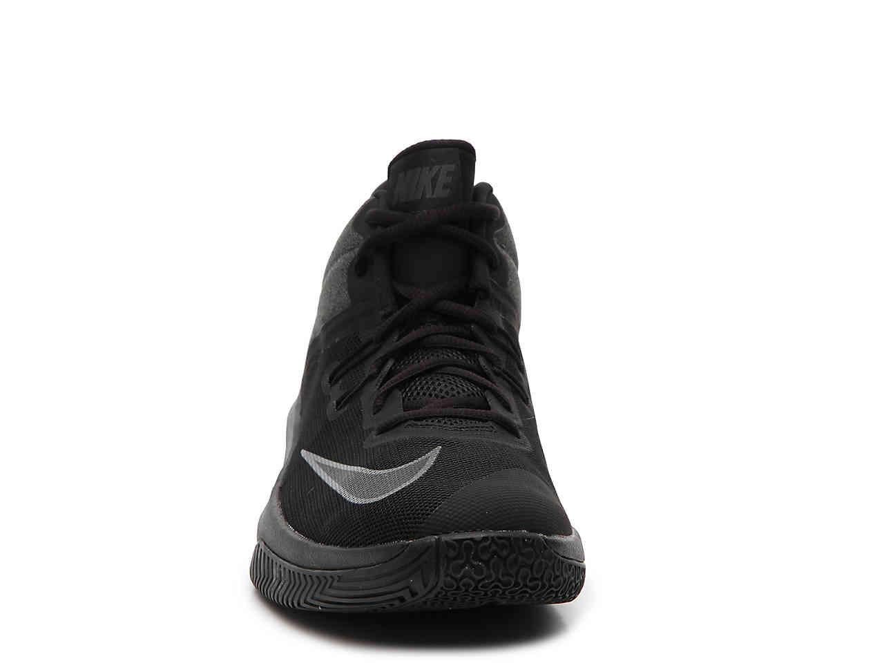 3874571eb1d8 ... germany lyst nike air max versatile running shoe in black for men 07dc7  ec0e0