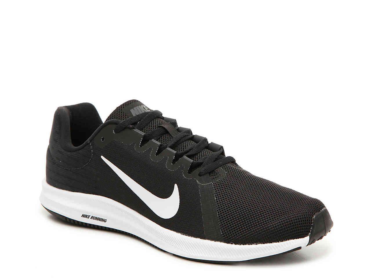 431b18d277b10 Lyst - Nike Downshifter 8 Lightweight Running Shoe in Black for Men