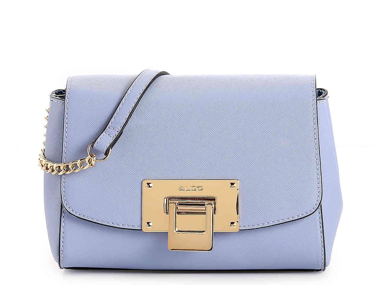 bbf9e3d514e Lyst - ALDO Rotella Crossbody Bag in Blue