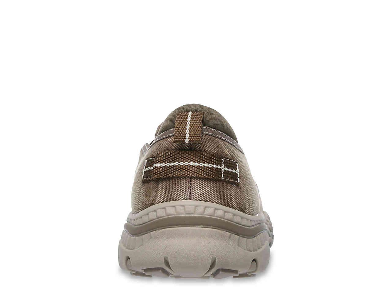 3bc748e3782 Skechers - Brown Relaxed Fit Creston Relect Slip-on for Men - Lyst. View  fullscreen