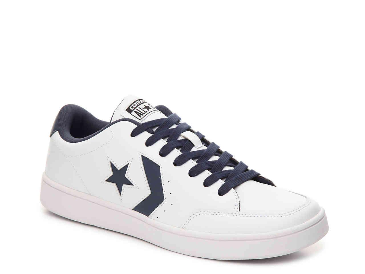 3dda290fcfdd Lyst - Converse Star Court Sneaker in Blue