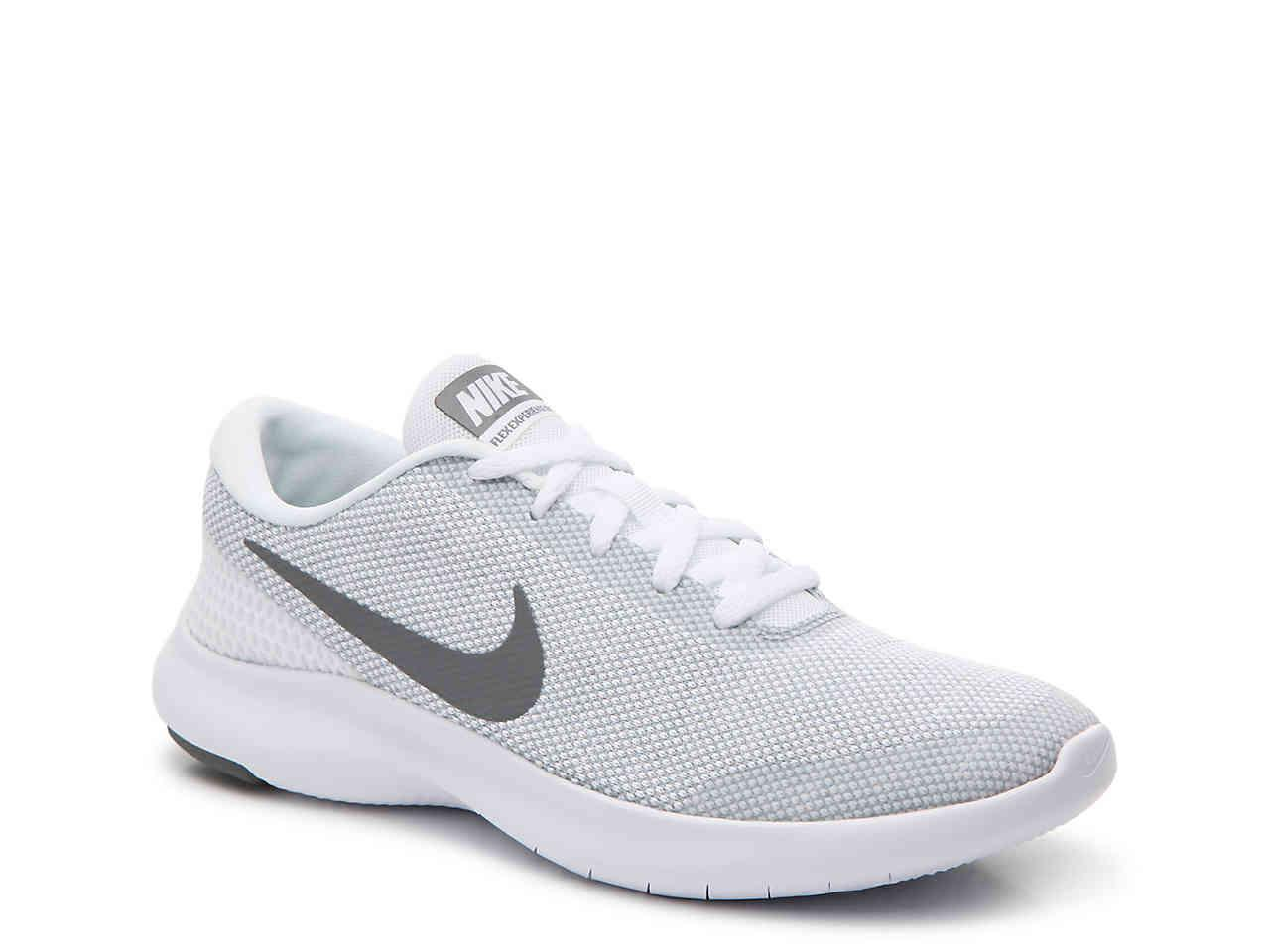 new product 52144 93e91 Nike Flex Experience Rn 7 Lightweight Running Shoe in White - Lyst