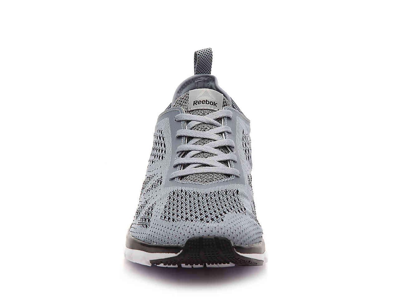Lyst - Reebok Zprint Run Smooth Lightweight Running Shoe in Gray for Men a6ac469ee