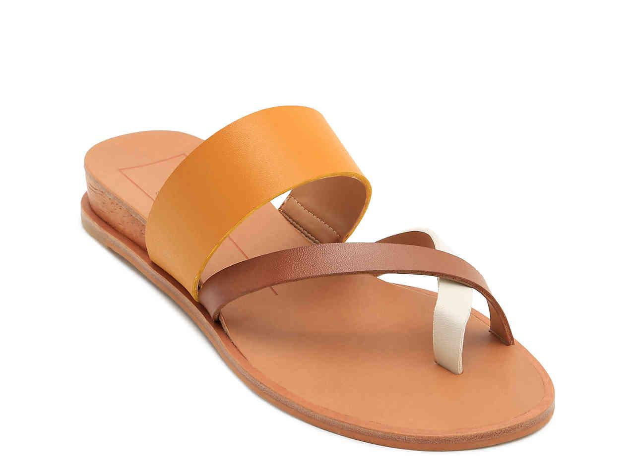 f99e275c3b8 Lyst - Dolce Vita Paddy Sandal in Brown