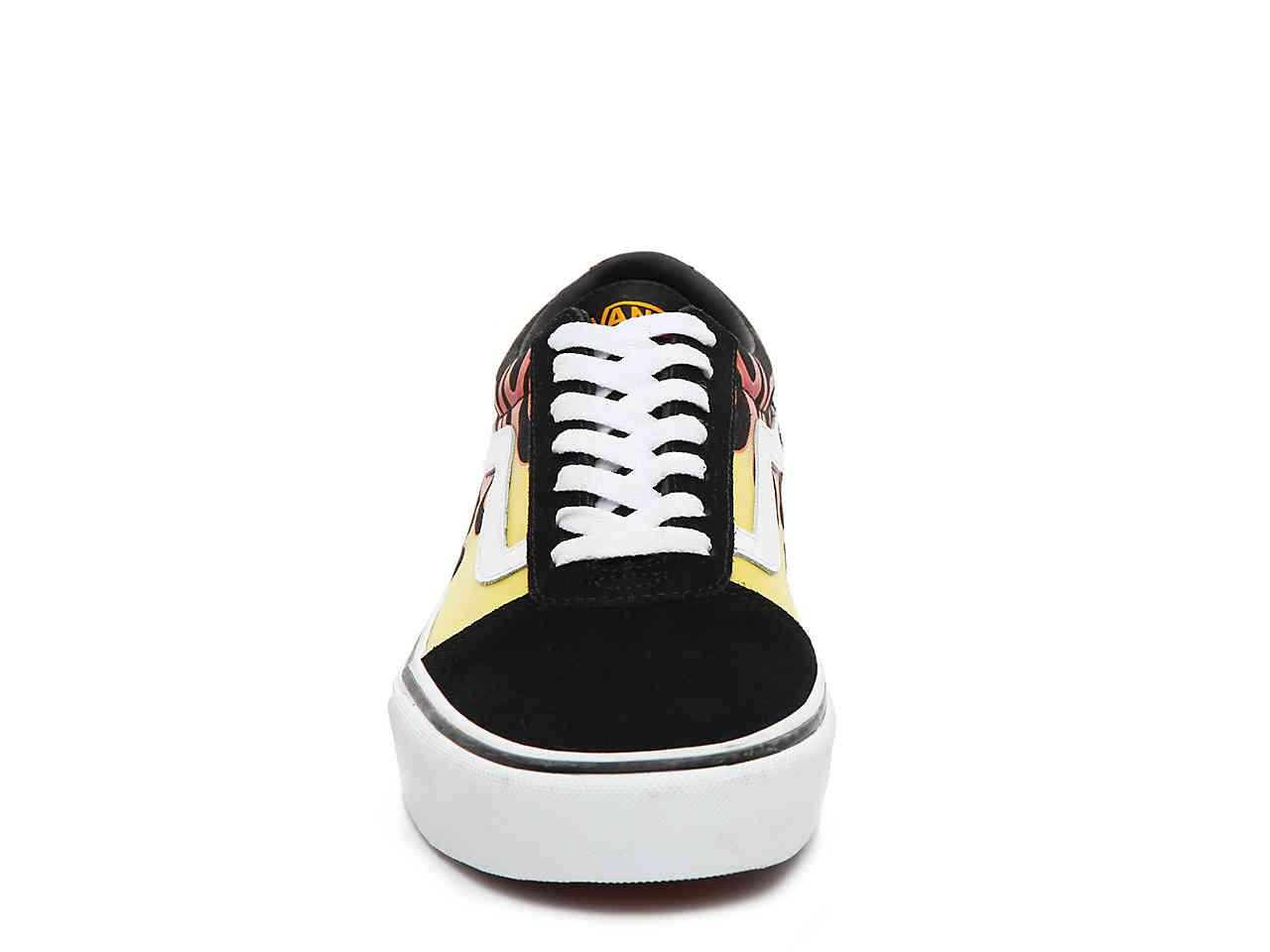 eb7d6d77640 Lyst - Vans Ward Lo Sneaker in Black for Men